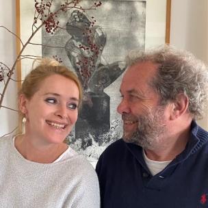 Marianne en Maarten van Velzen