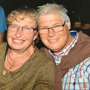 Rob en Heleen Sanders