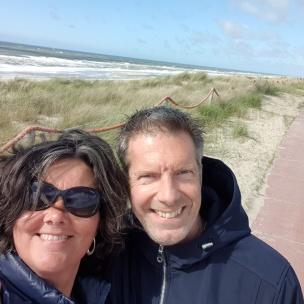 Rita Zeelenberg en Ron van der Maarel