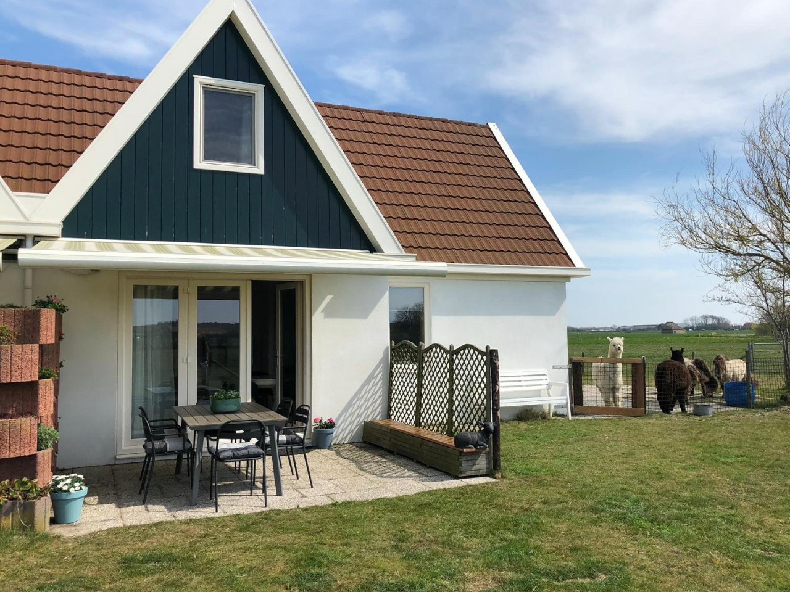 Ontwaken in landelijk gelegen vakantiehuis vlakbij het Dennenbos