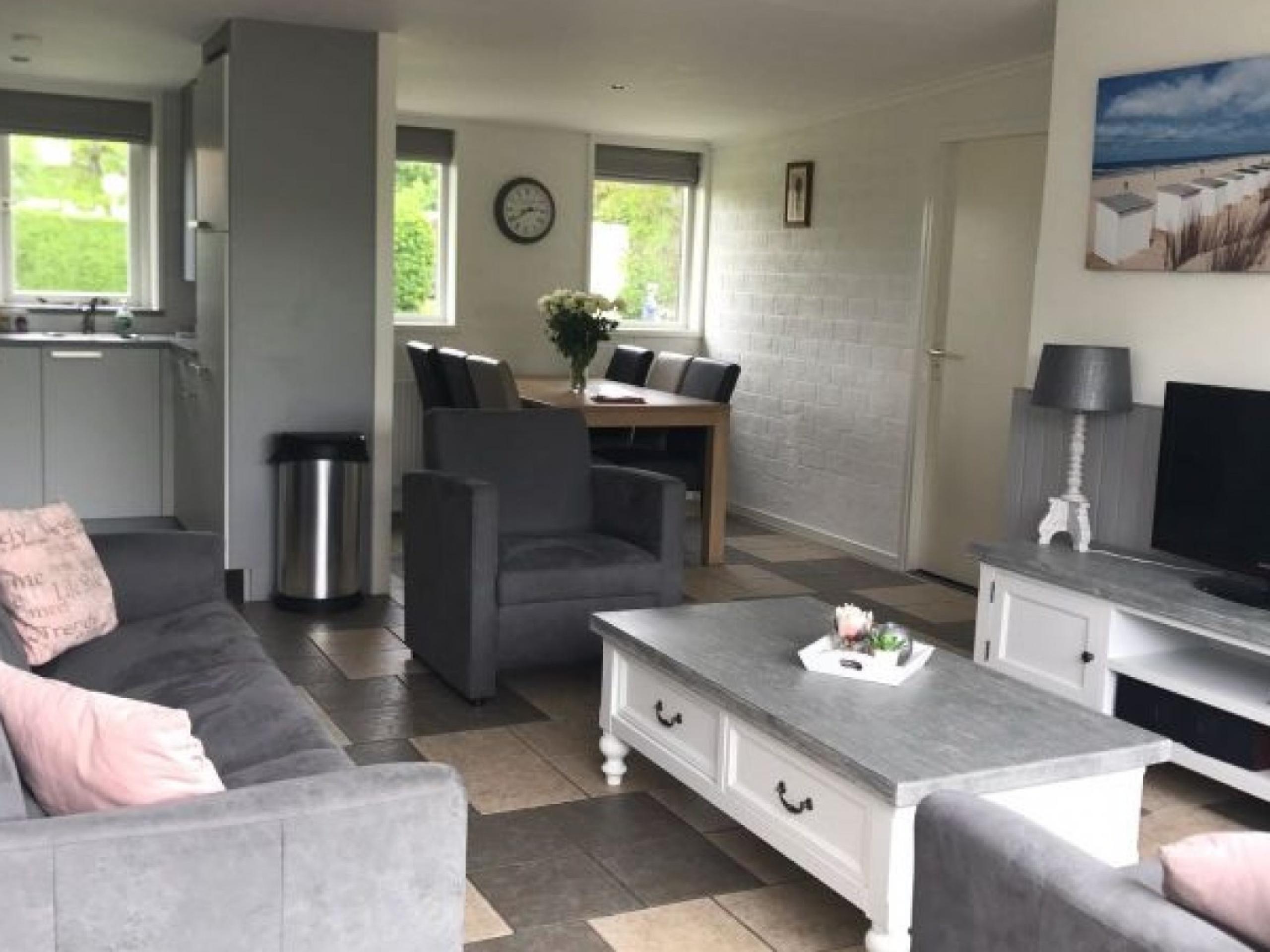 Freistehendes komfortabel eingerichtetes Ferienhaus bei De Koog