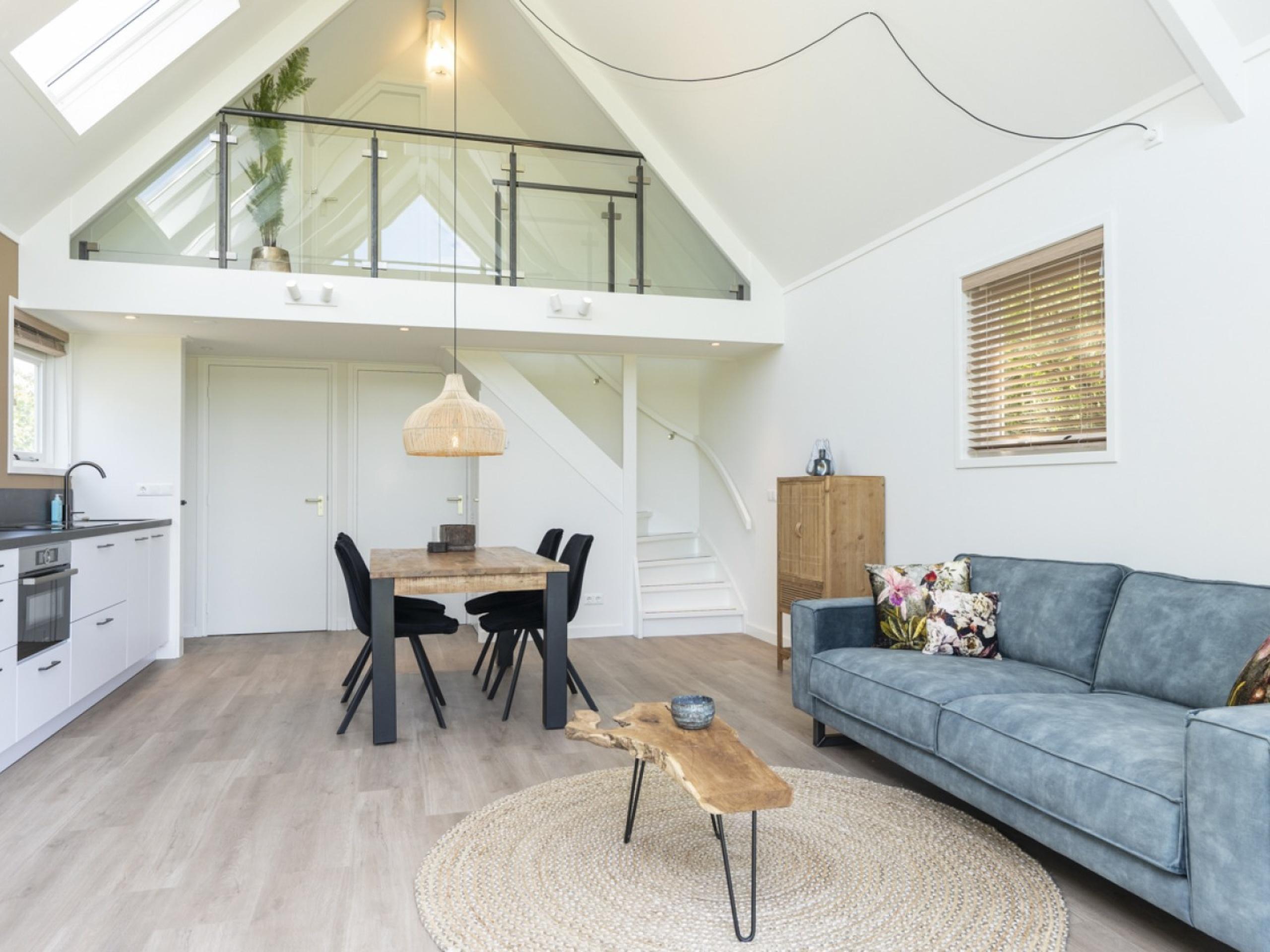 Freistehendes, komplett renoviertes Ferienhaus, ruhig etwas außerhalb von De Cocksdorp gelegen