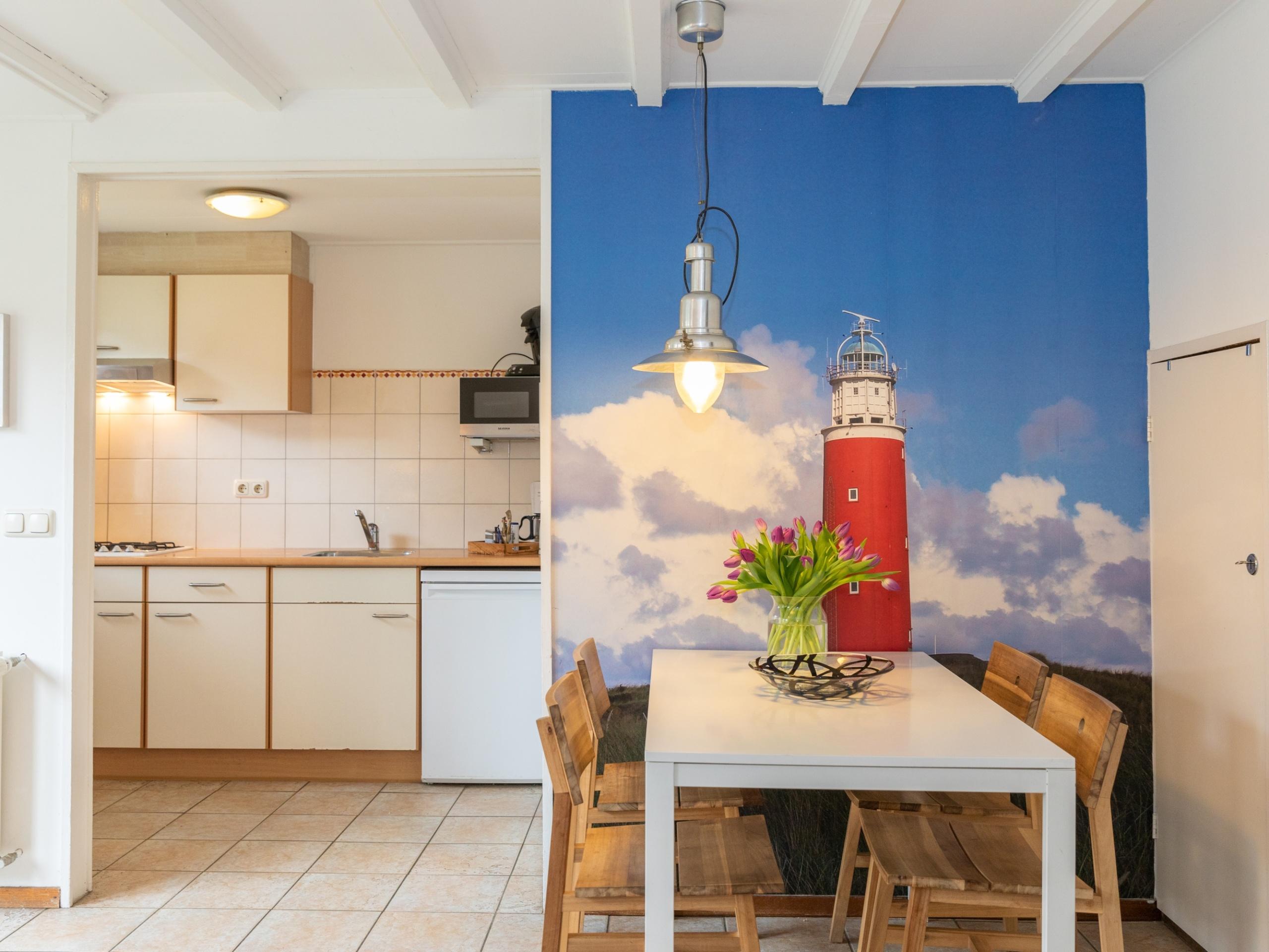 Geschmackvolles Ferienhaus mit Aussicht im Zentrum von Den Hoorn
