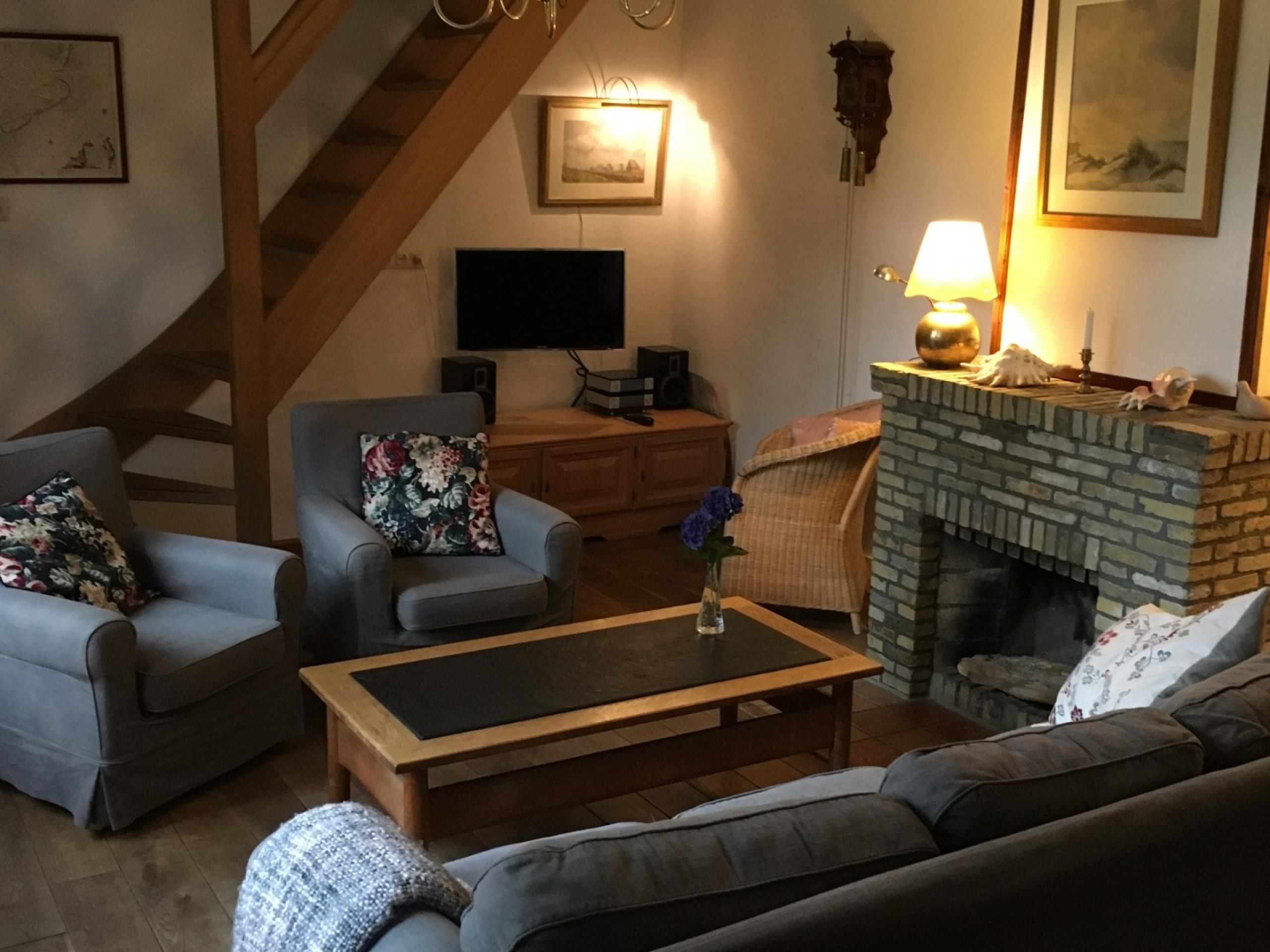 Wohnung in einem historischen attraktiven Bauernhaus etwas außerhalb von De Koog