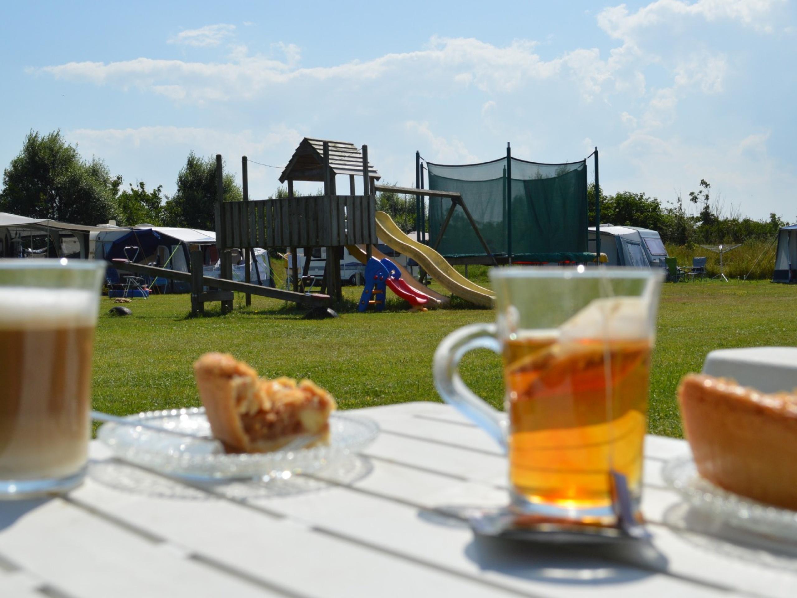 Entspannen und campen an nettem ruhigem Ort bei De Cocksdorp