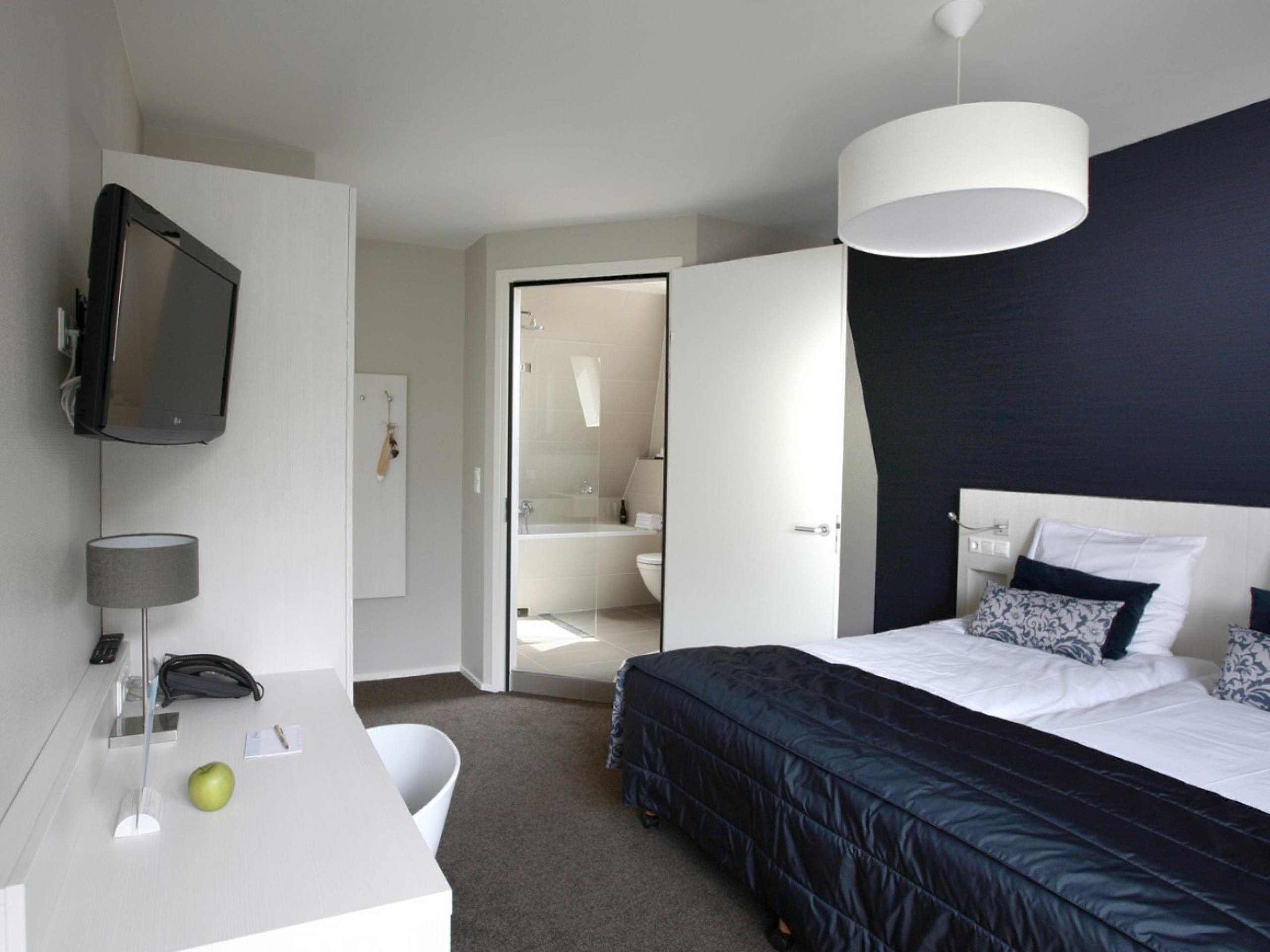 Hotel in De Koog mit luxuriöser behaglicher Einrichtung