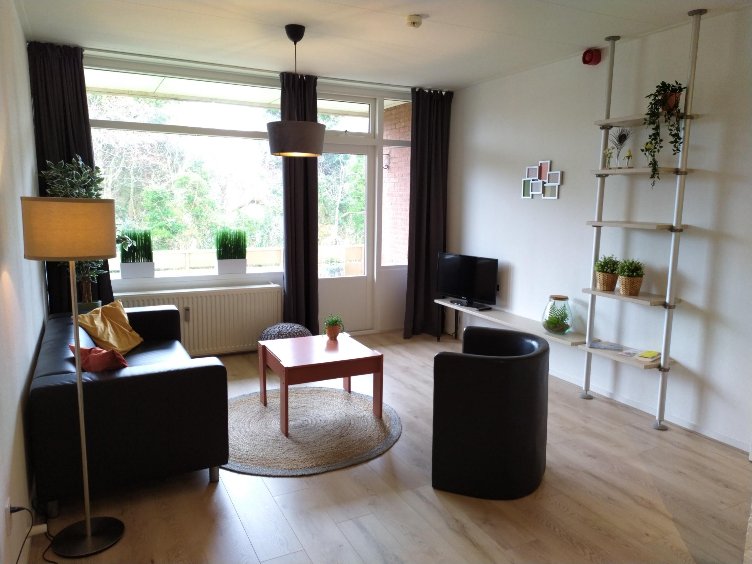 Modern ingericht appartement dichtbij De Koog