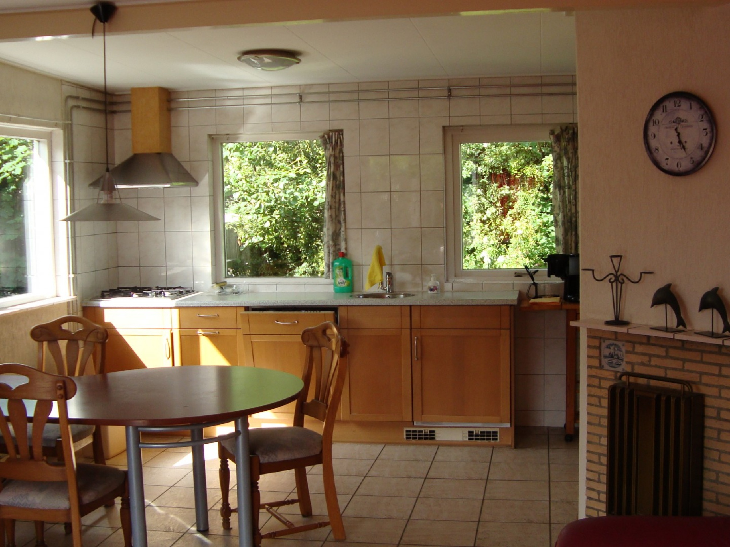 Beautifully situated holiday home with spacious garden near De Cocksdorp