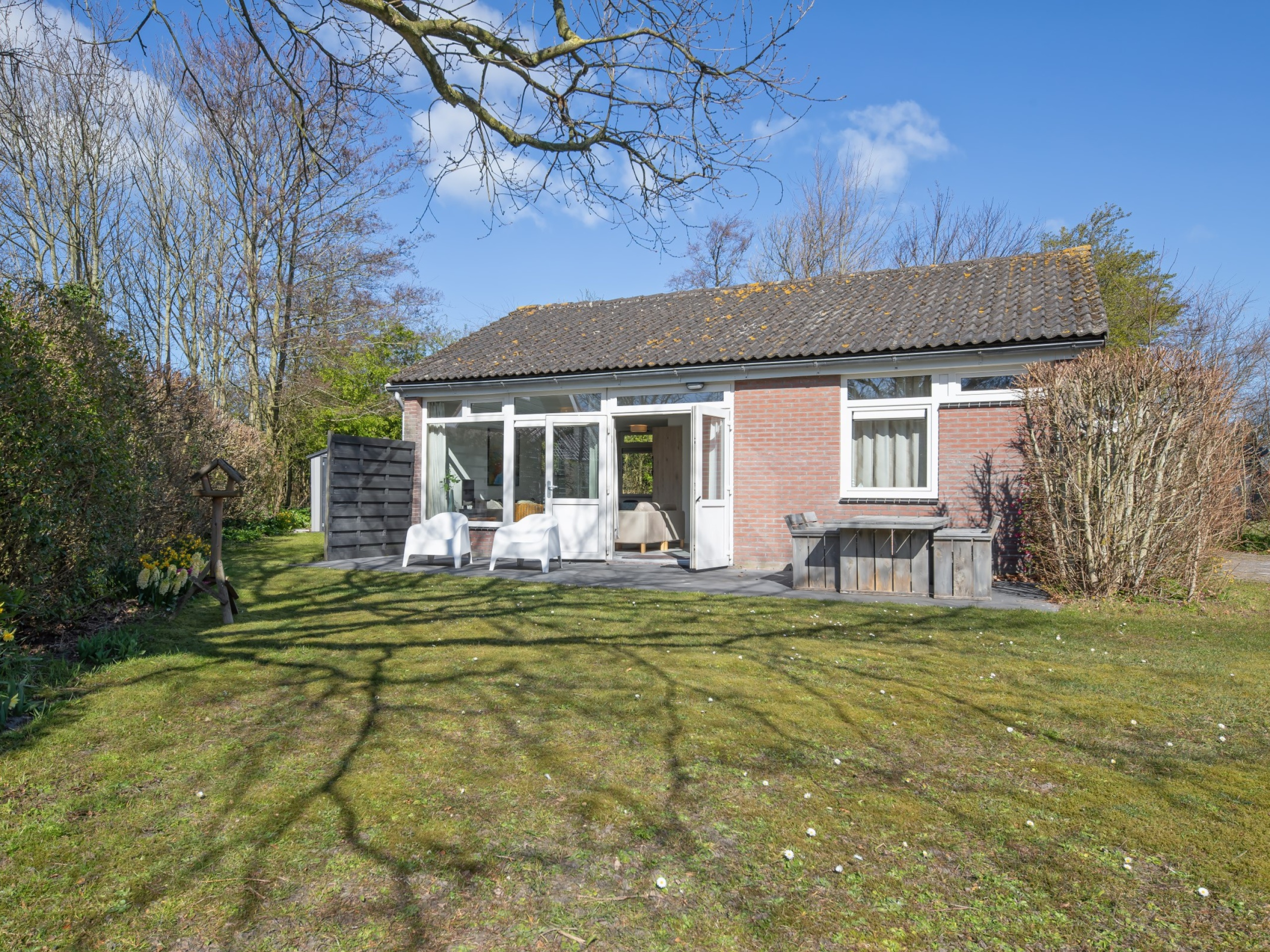 Cosy holiday home near the National Park and North Sea