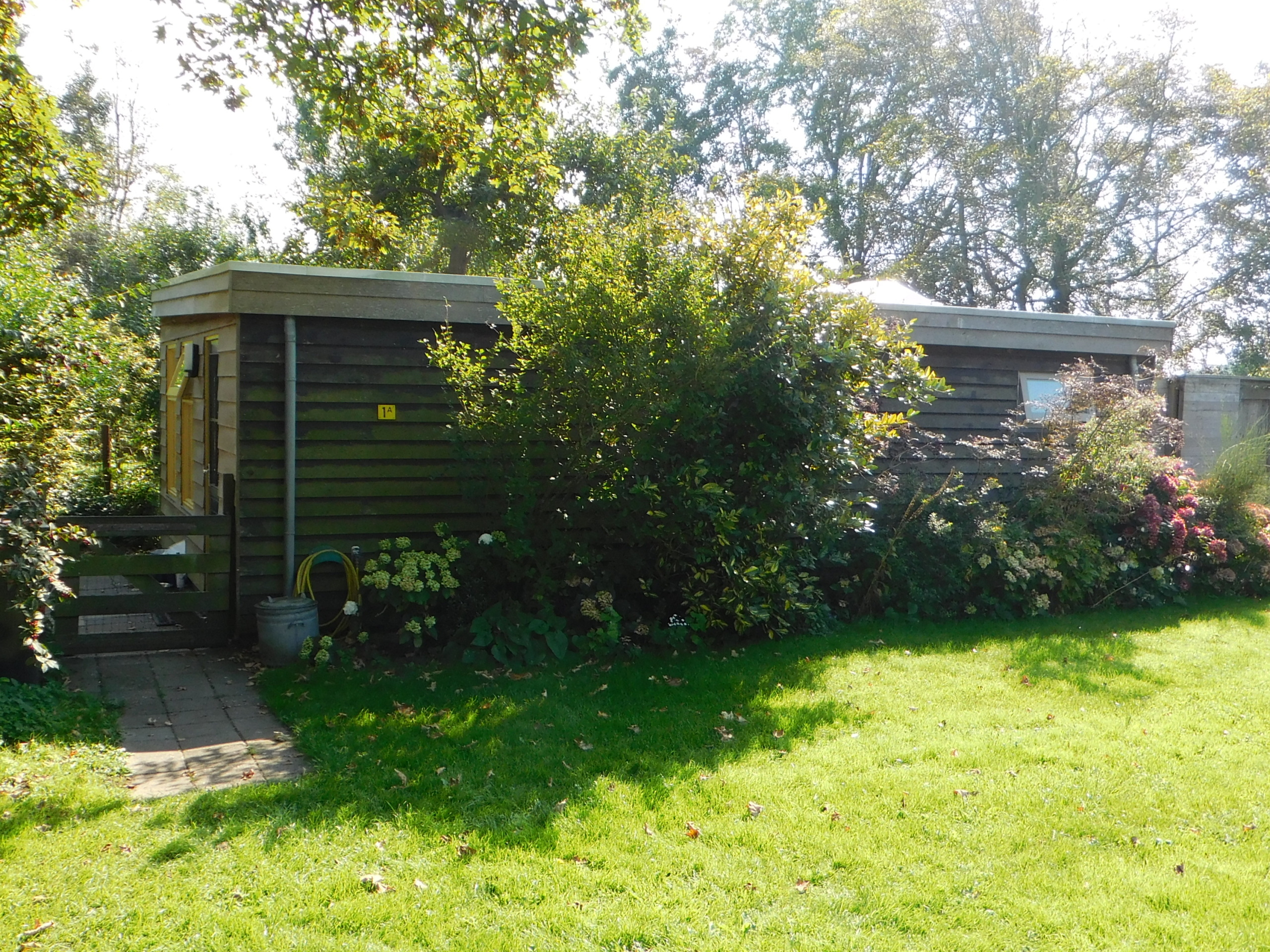 Charming rural holiday home with garden near Oosterend