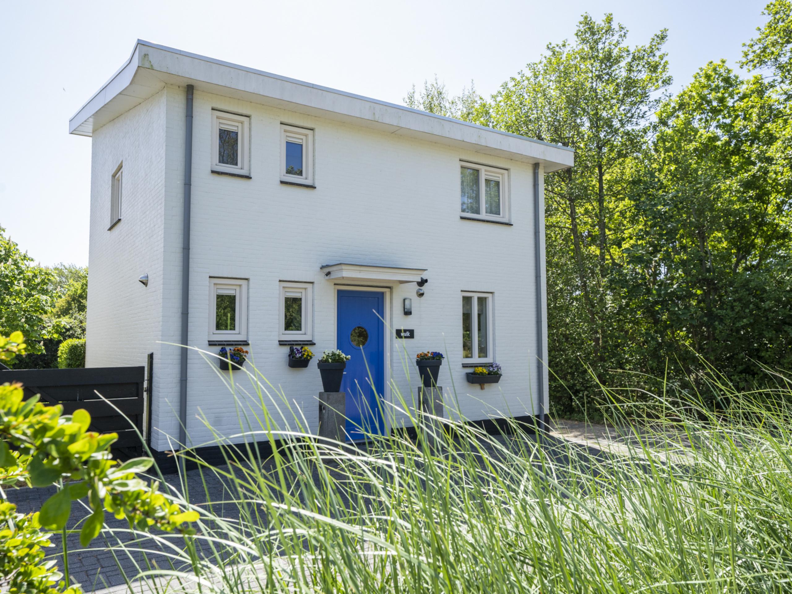Modernes geräumiges ruhiges Ferienhaus mit Südterrasse in De Koog