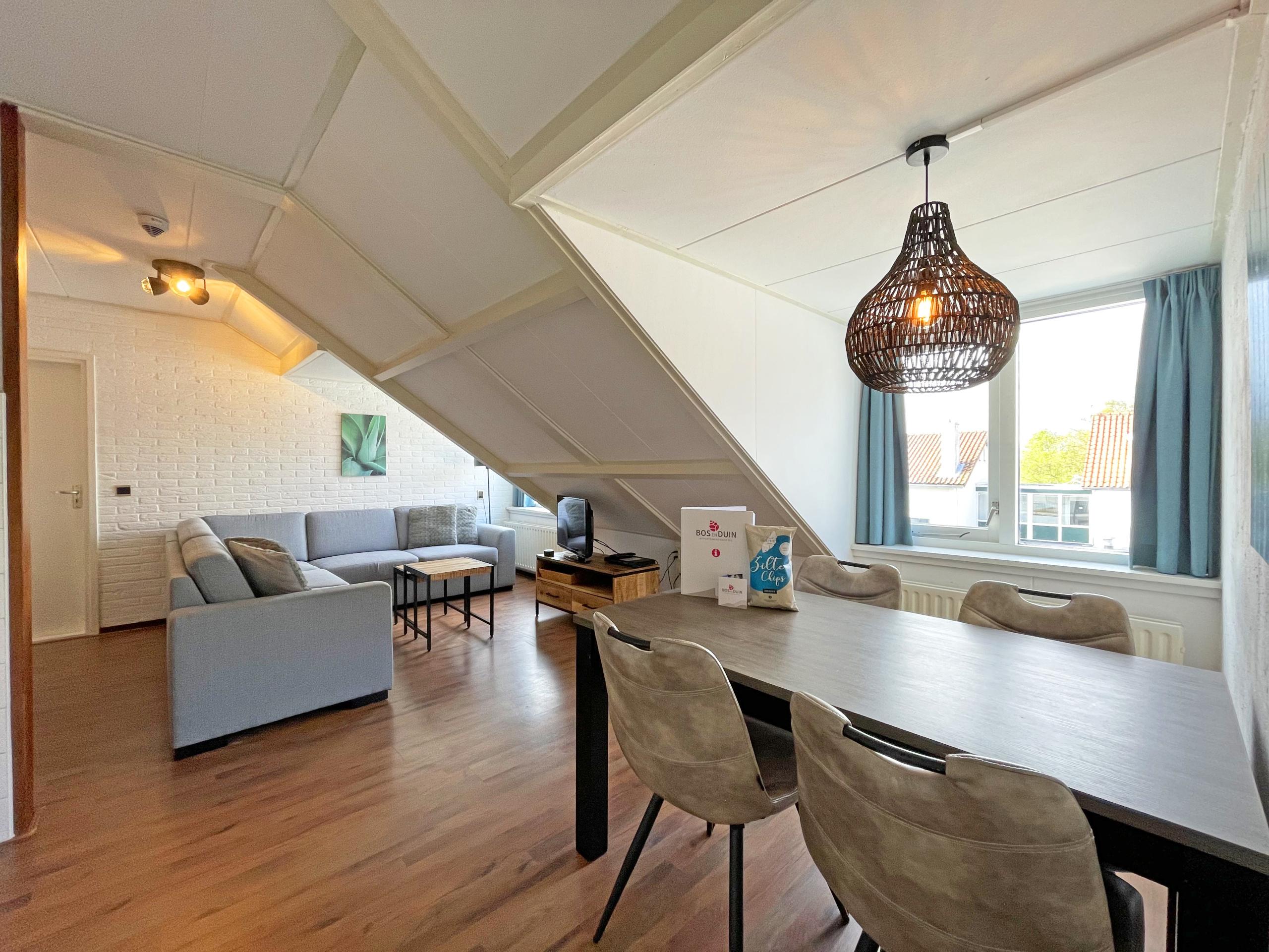 Apartment mit guter Lage im Grünen zwischen Den Burg und der Nordseeküste