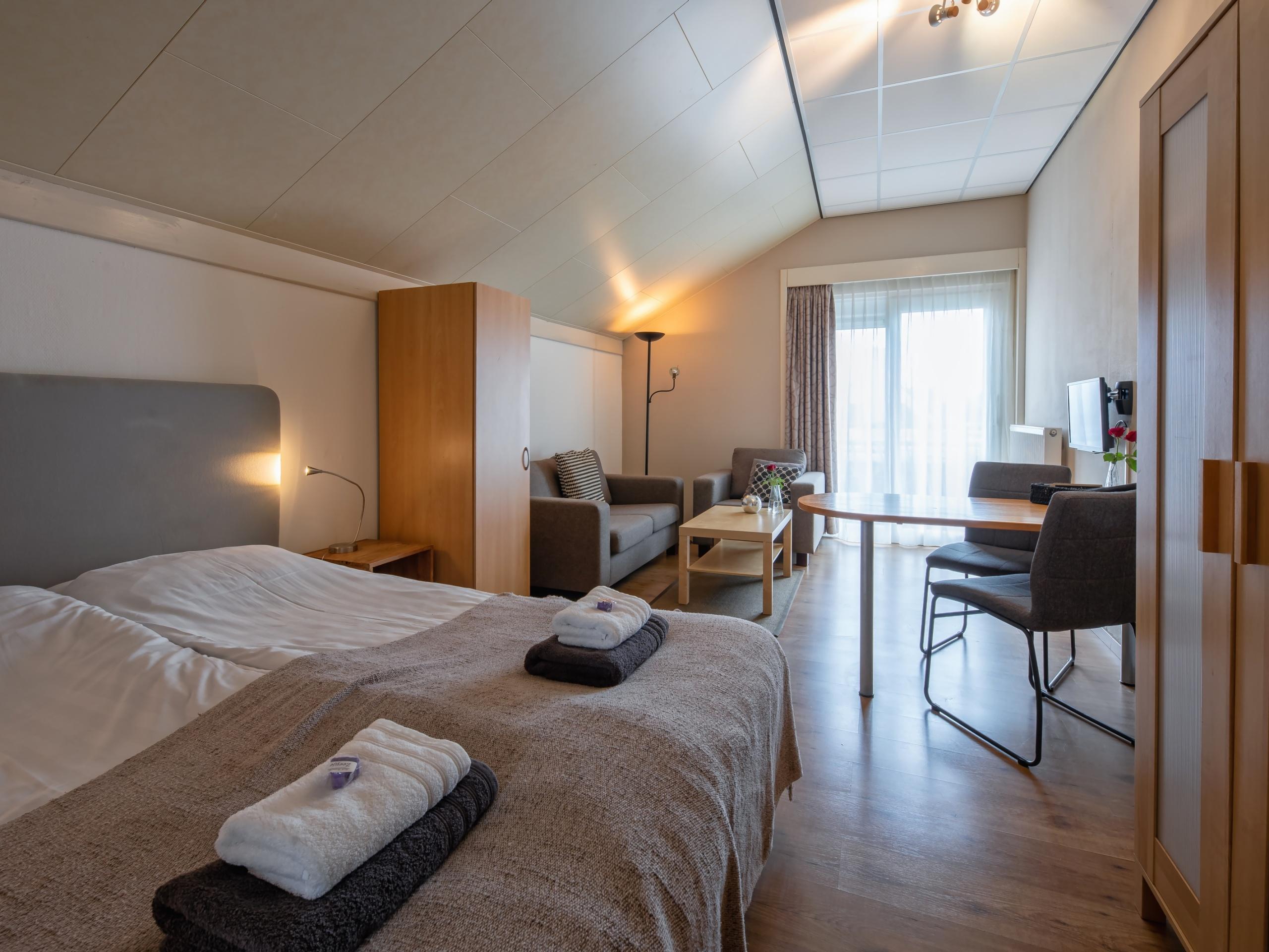 Attractively trendy apartment in De Cocksdorp