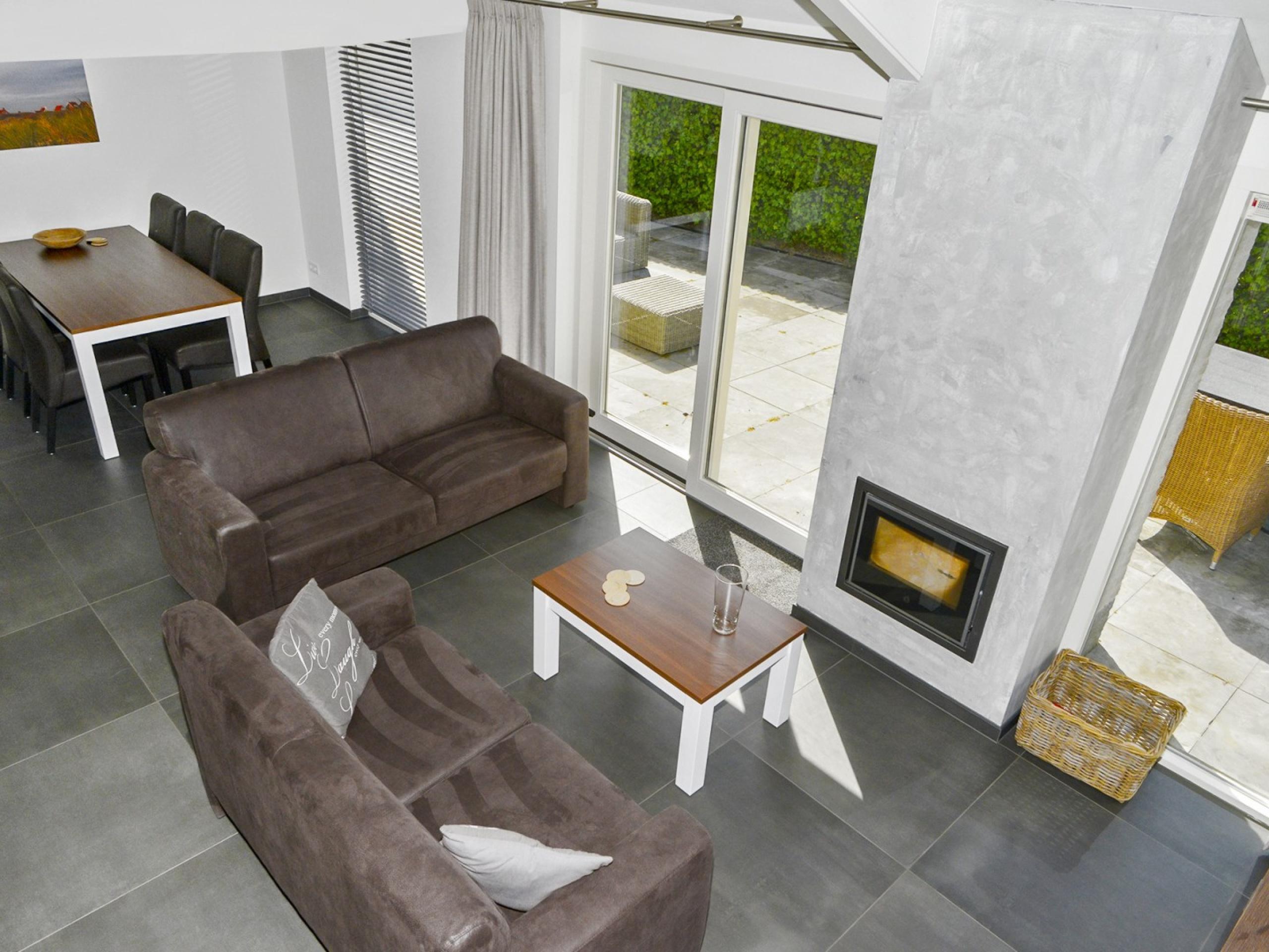 Ideaal gelegen vrijstaand vakantiehuis met veel privacy in het Dennenbos
