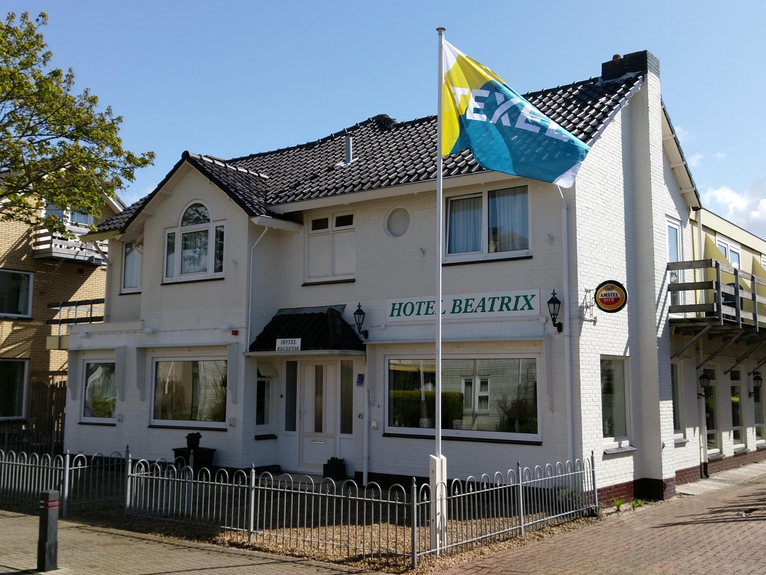 Dieses Hotel in De Koog ist der ideale Startpunkt für Wanderungen