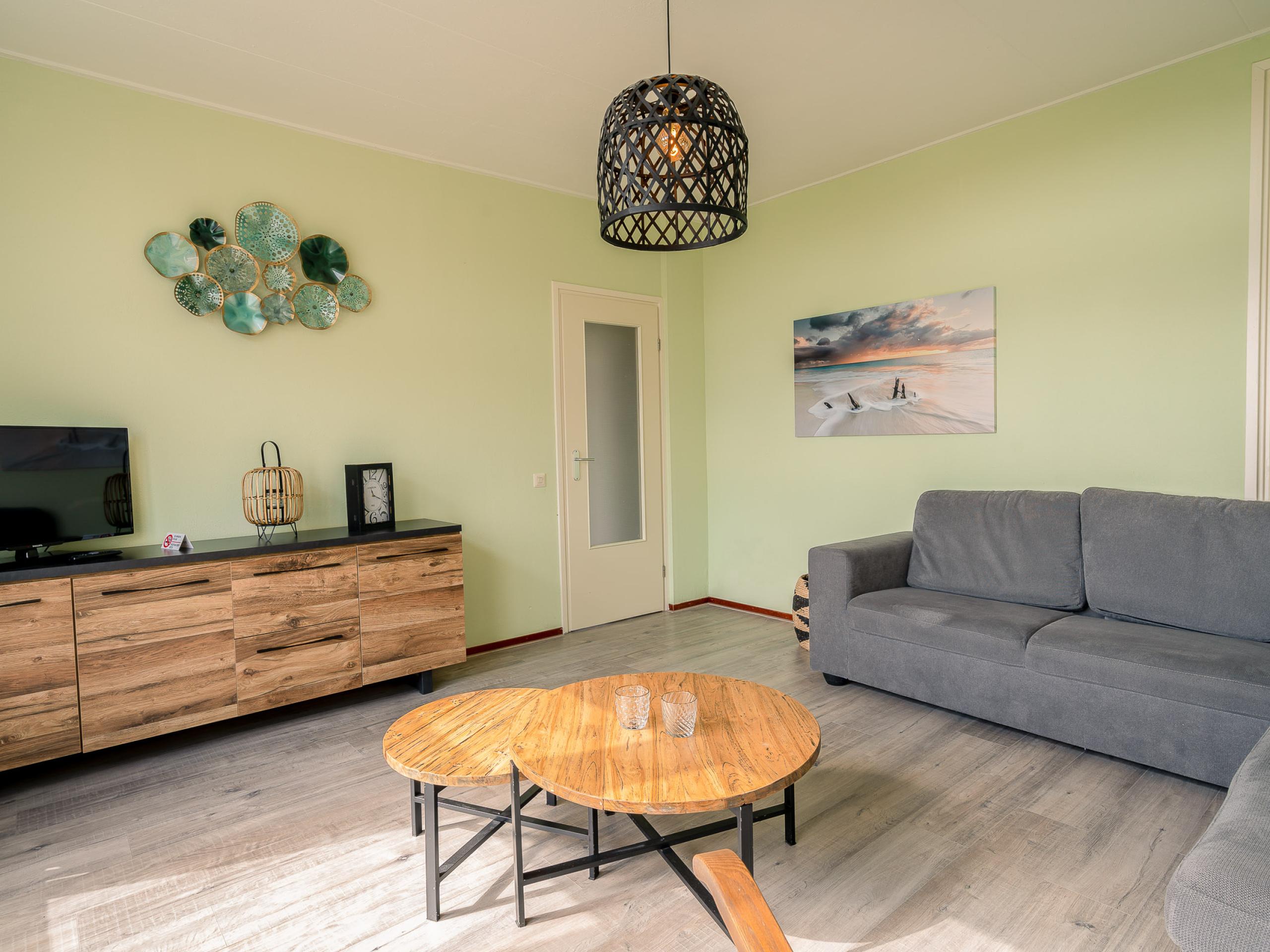 Authentiek appartement vlakbij natuurgebied De Muy en De Koog