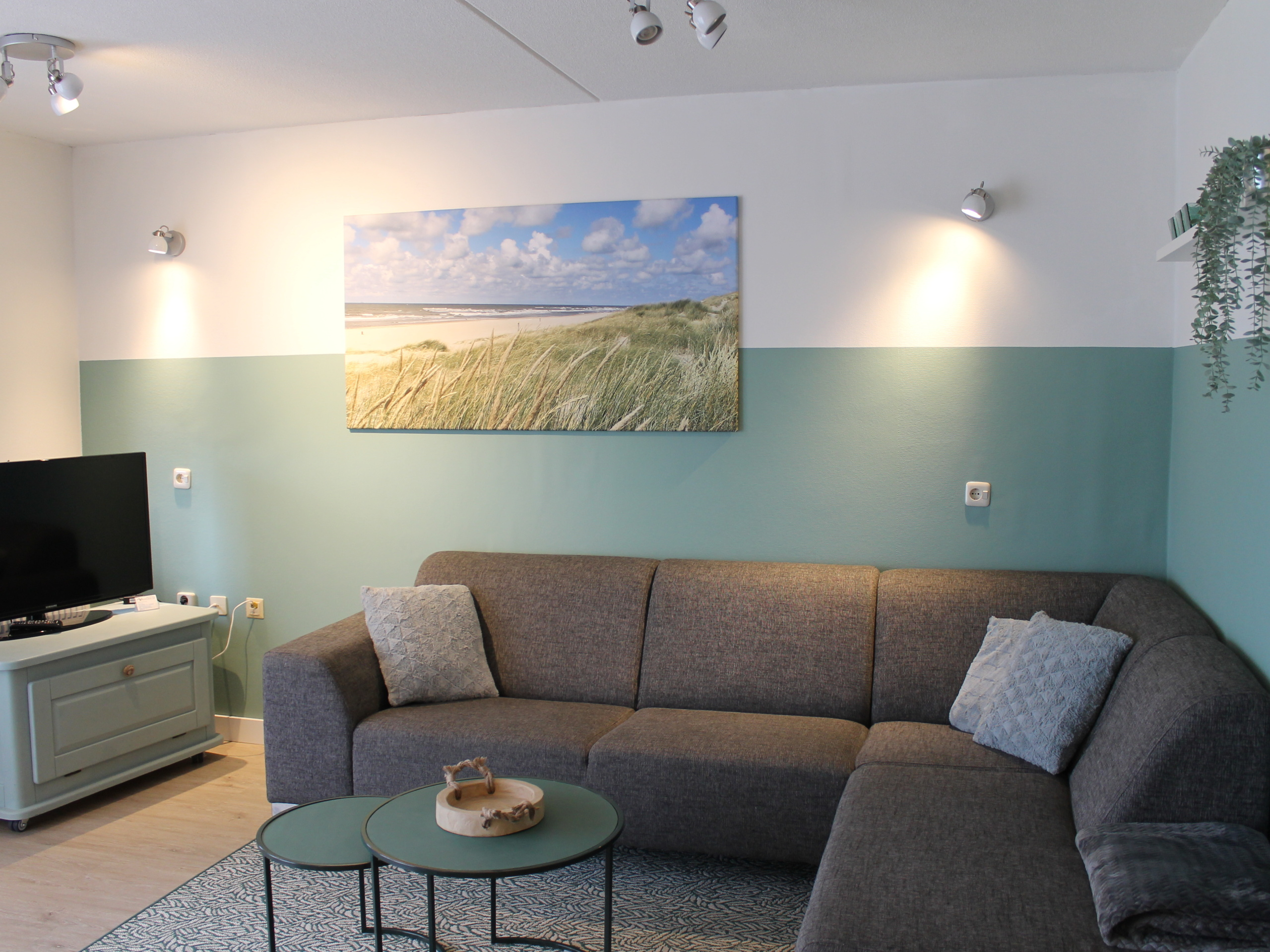 Apartment in De Koog, a 10-minute walk from the sea