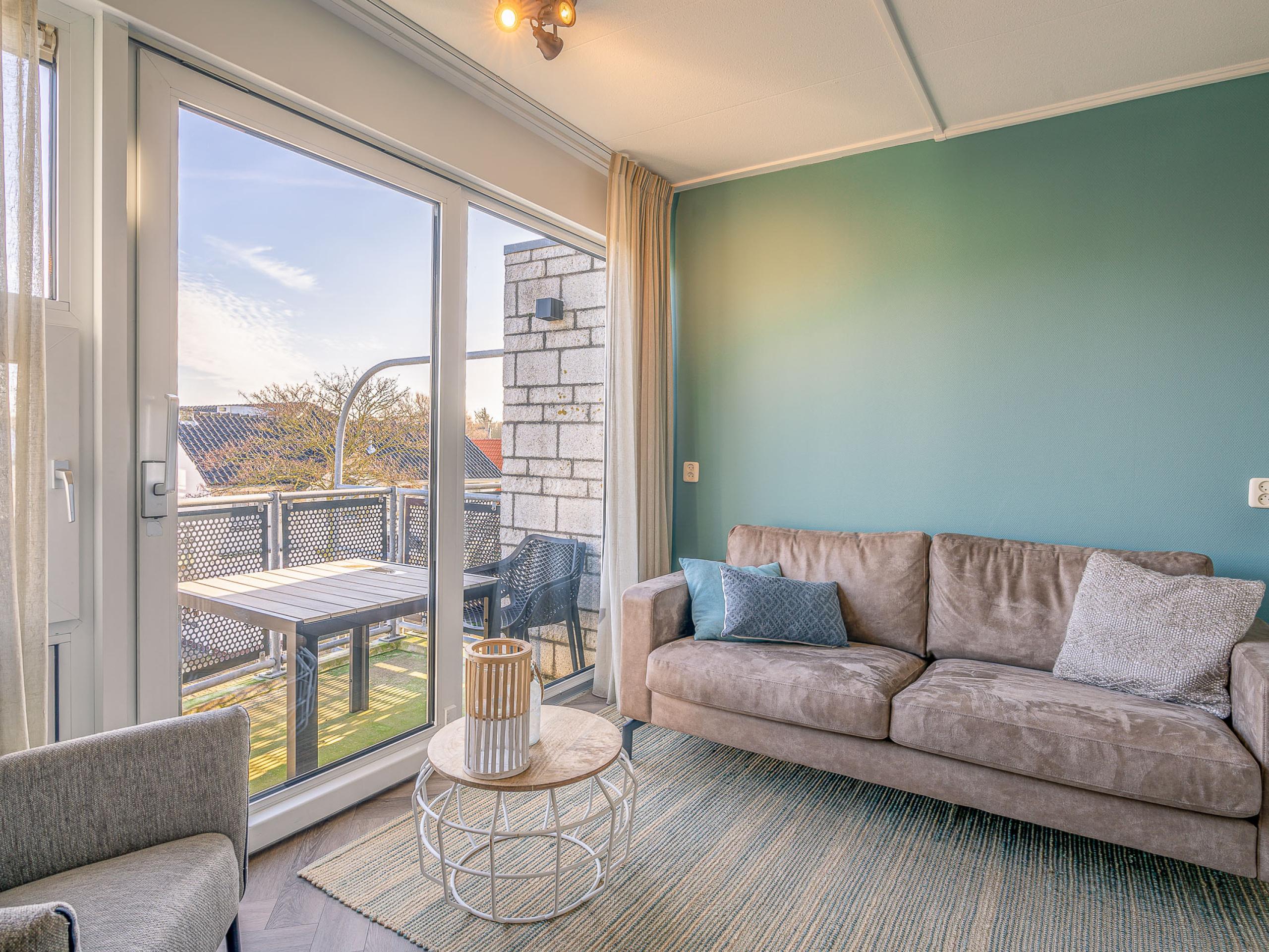 Comfortabel appartement in De Koog op loopafstand van het strand