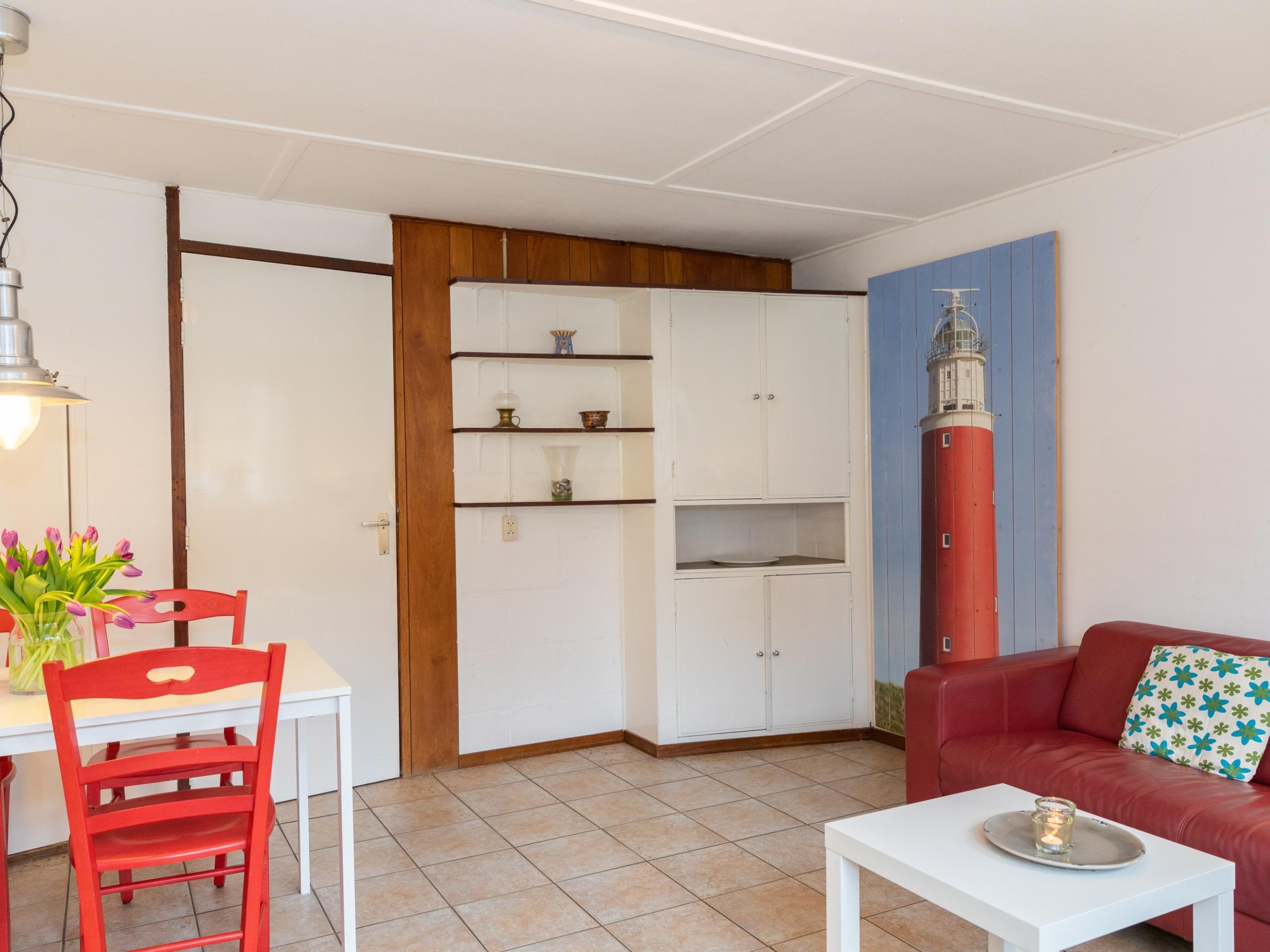 Sfeervol appartement in voormalige boerderij midden in Den Hoorn