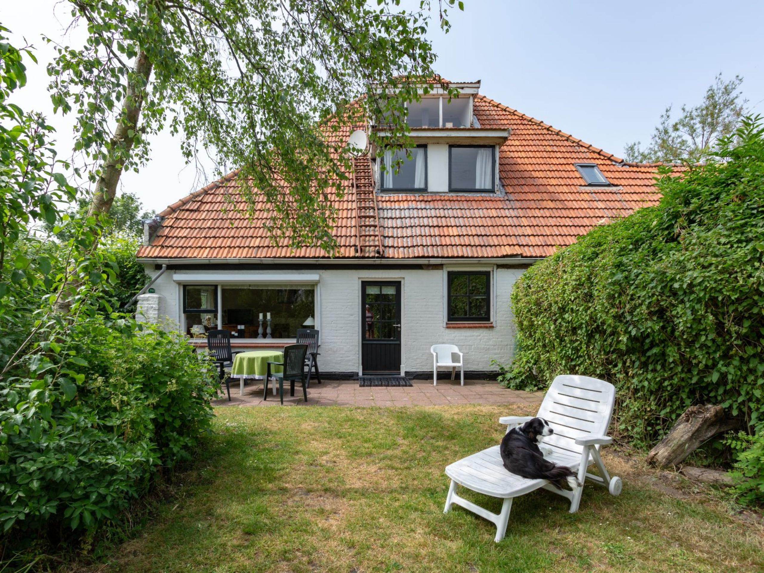 Gemütliches Appartement in Bauernhof einzigartige Lage in Eierland