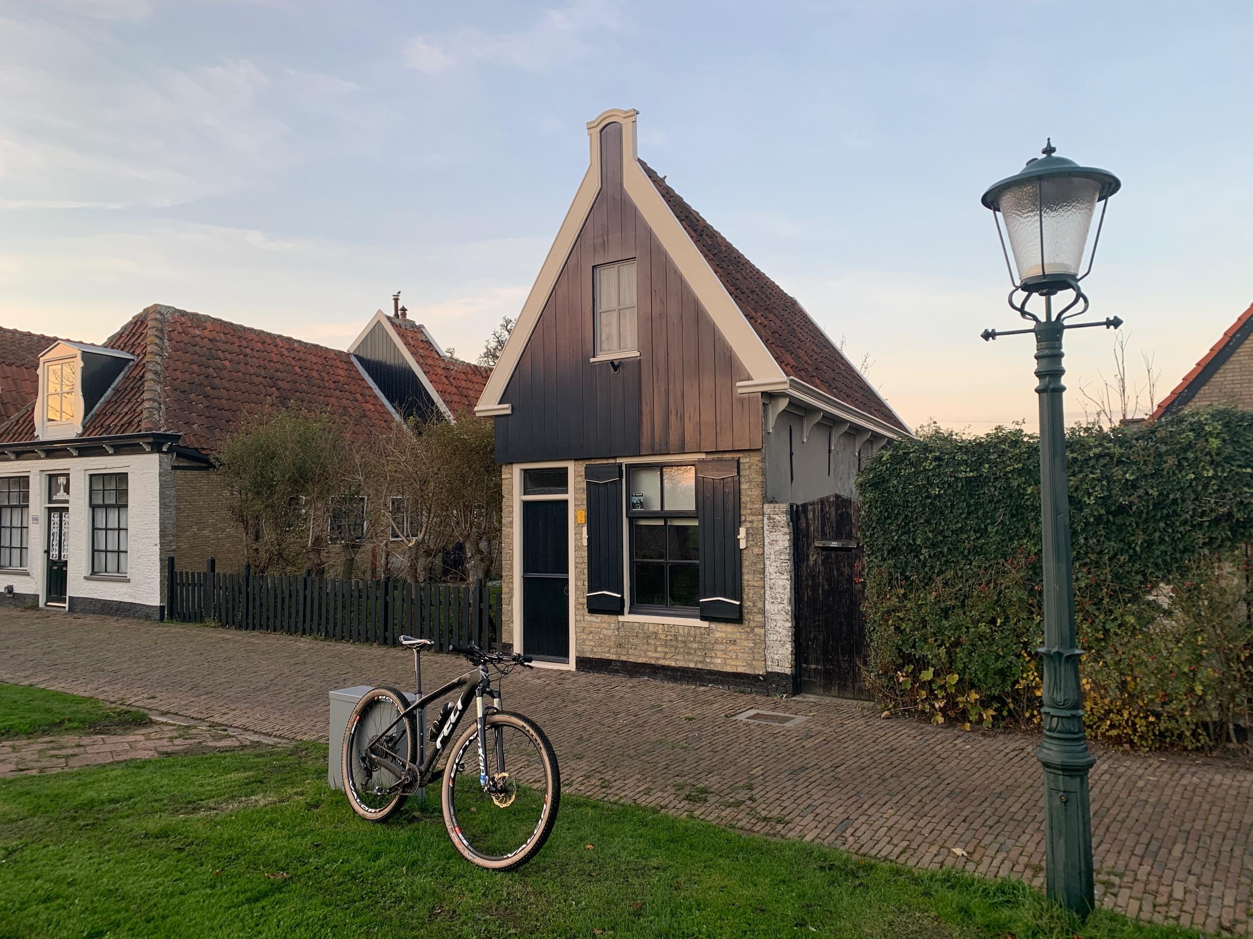 Traditionelles stilvolles Ferienhaus in Hafenähe von Oudeschild