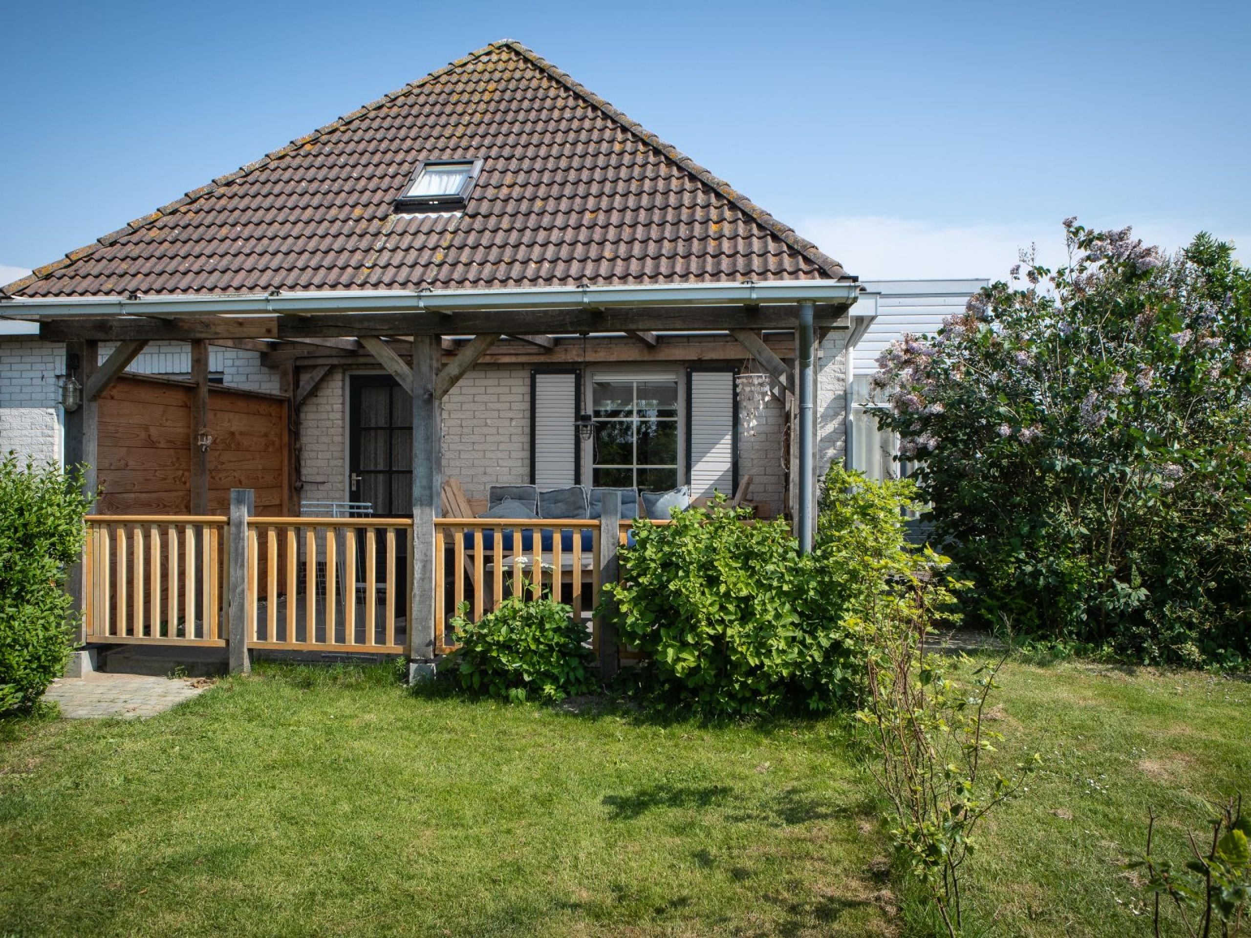 Appartement, nabij Den Burg, op unieke locatie aan natuurgebied.
