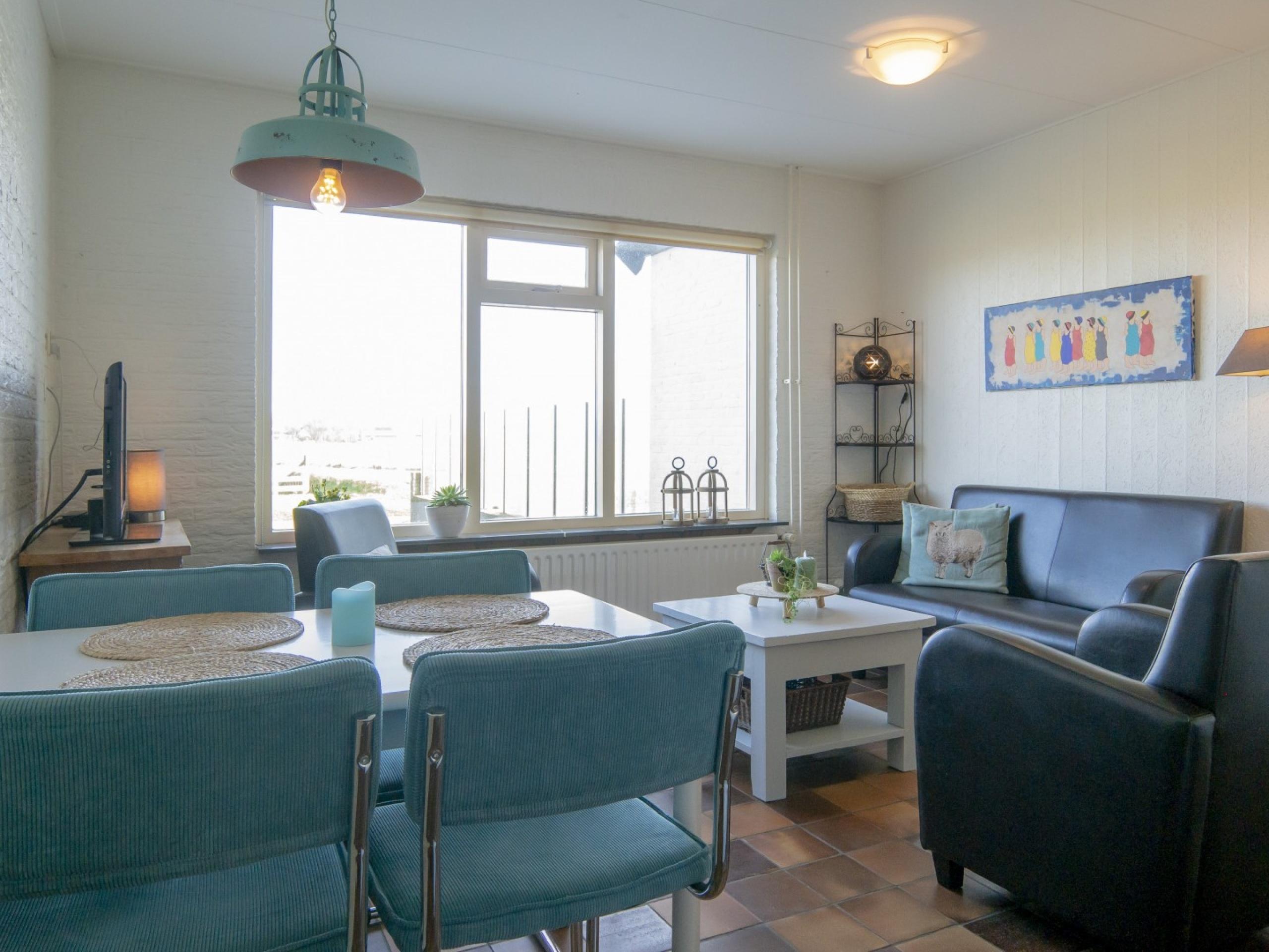 Knus comfortabel vakantiehuis met landelijke ligging bij Den Burg