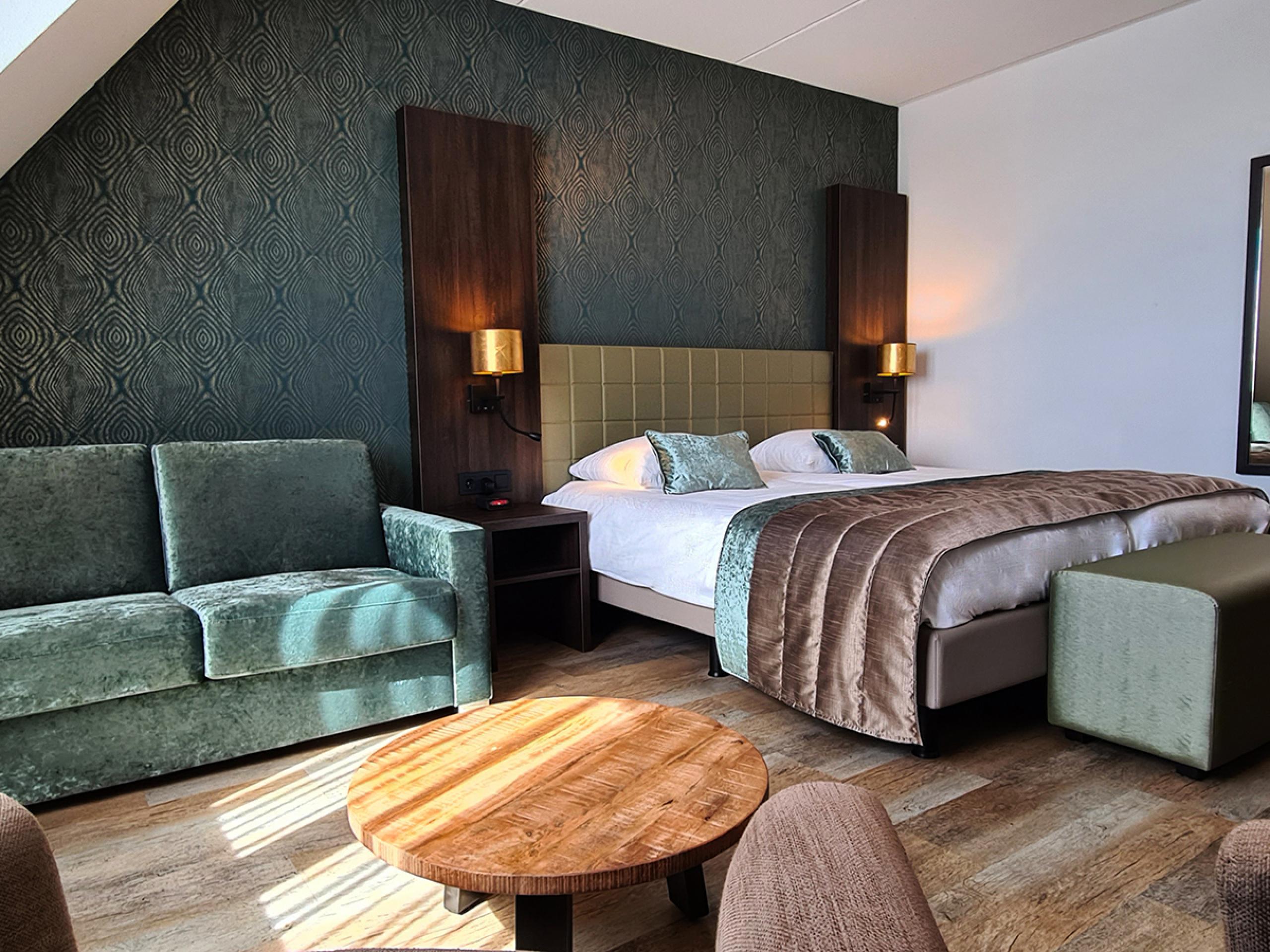 Erholung pur im stimmungsvollen Hotel ideal gelegen am Rande von De Koog