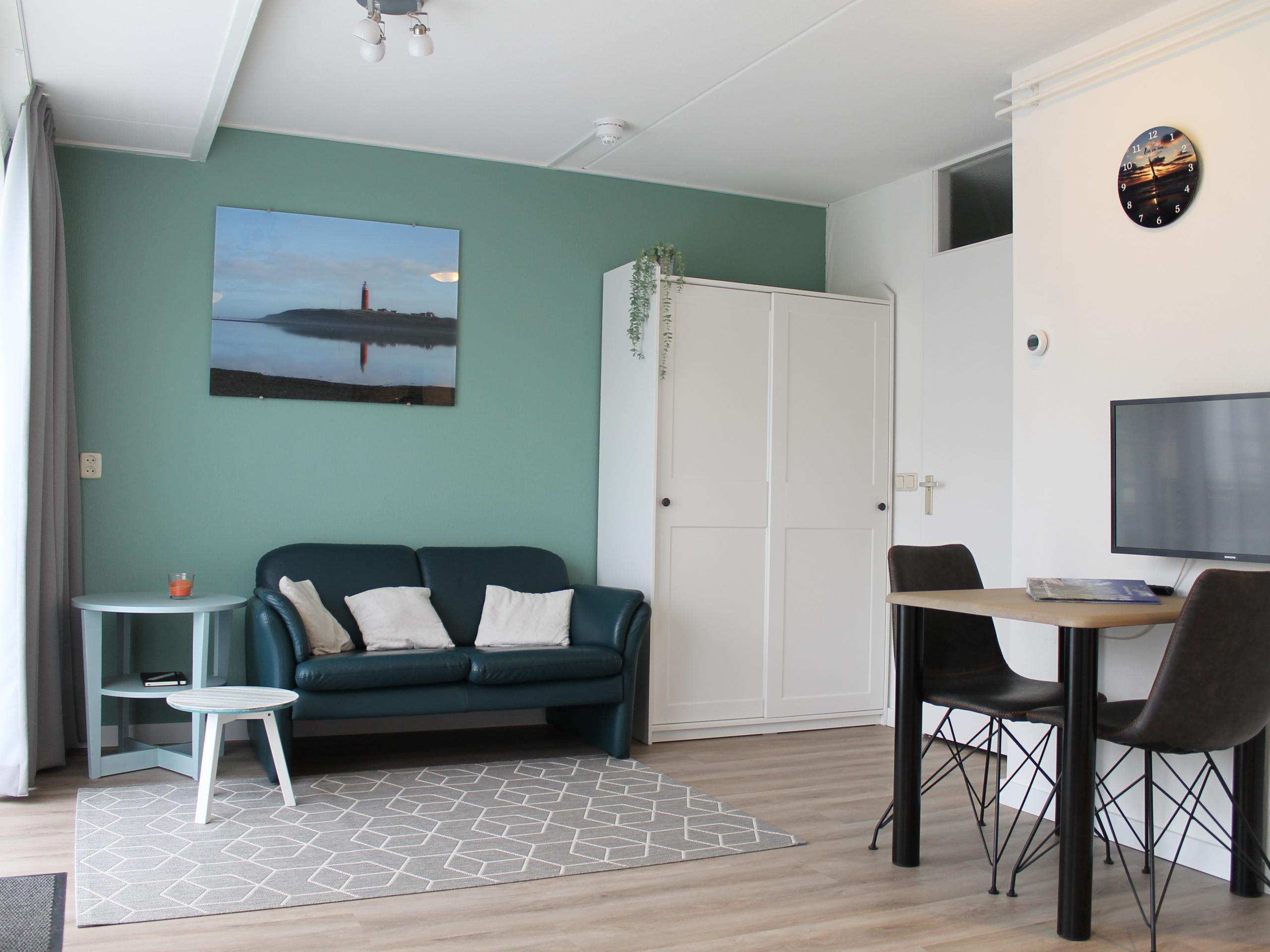 Studio within walking distance of the sea in De Koog