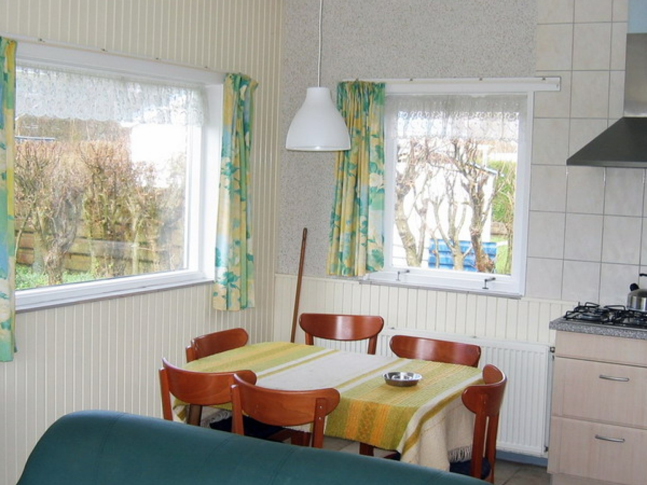 Holiday home near the North Sea, perfect for bird lovers