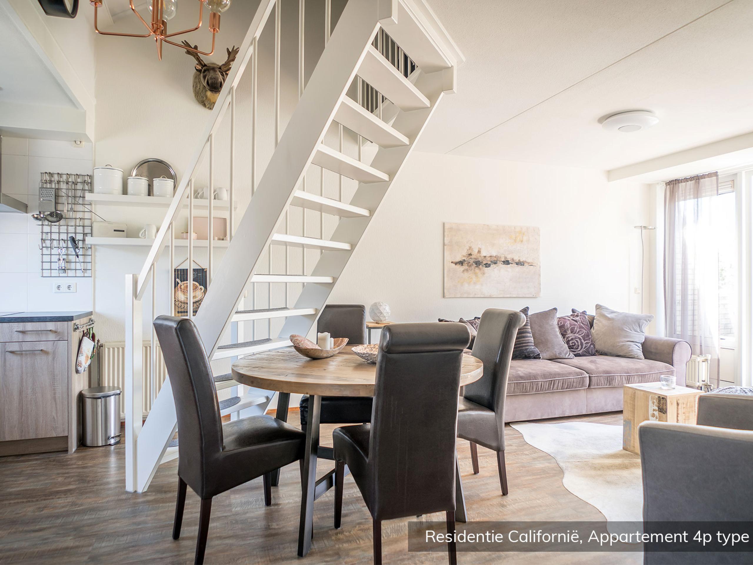 Luxuriöses Appartement nur wenige Gehminuten bis zum Nordseestrand