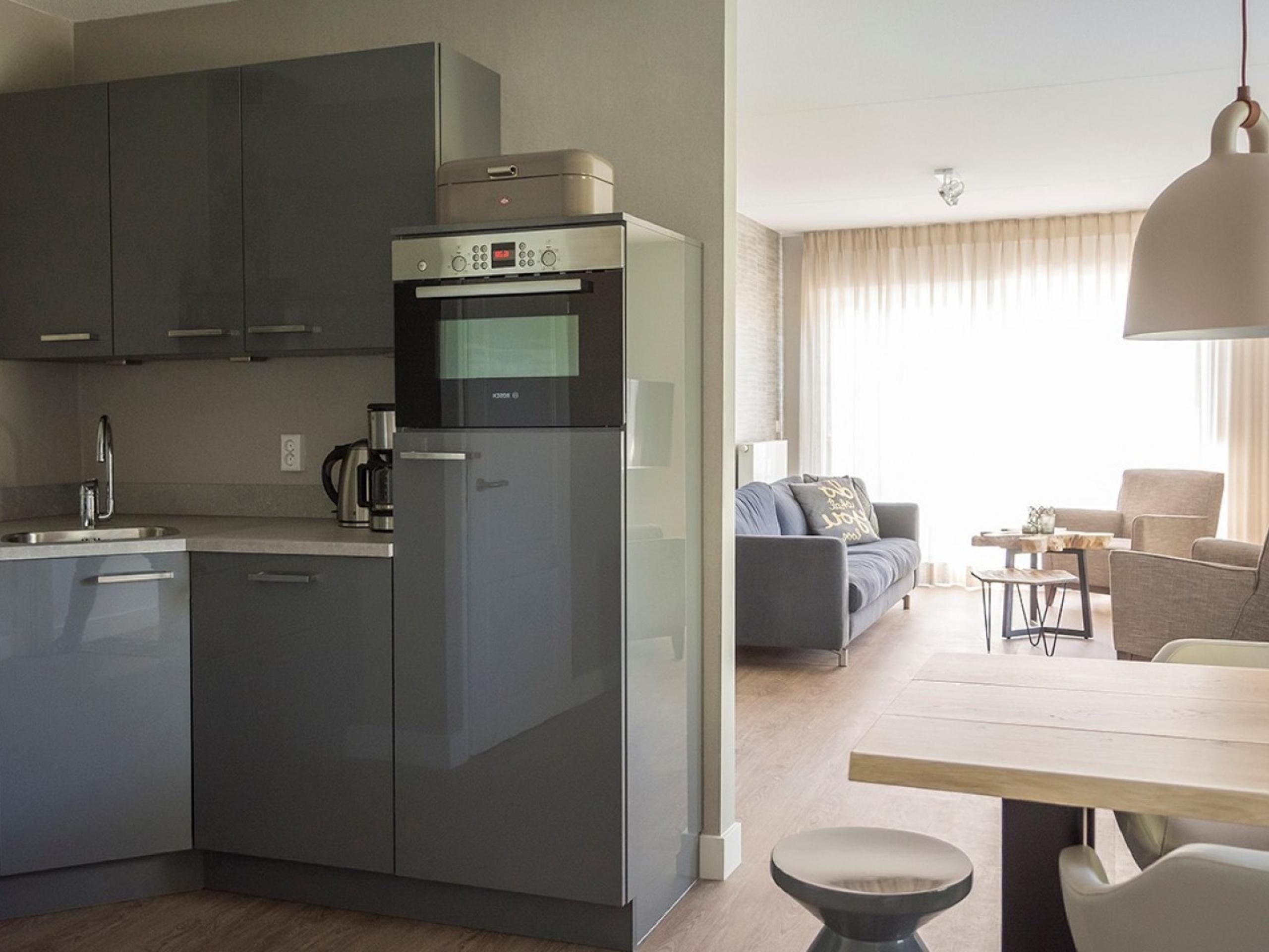 Apartment in spacious charming farmhouse near Krimbos