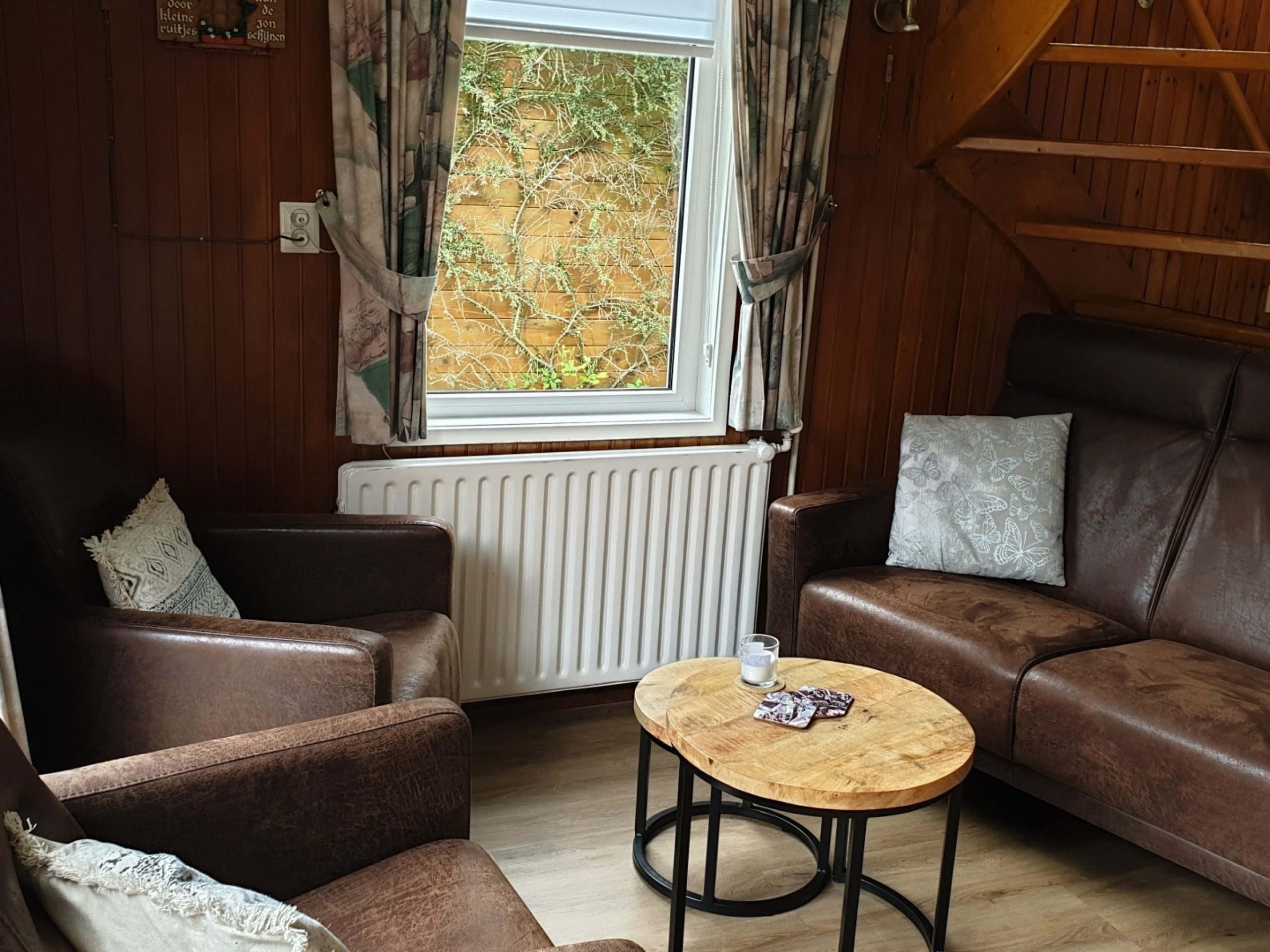 Cosy holiday home near nature reserves on the edge of De Koog
