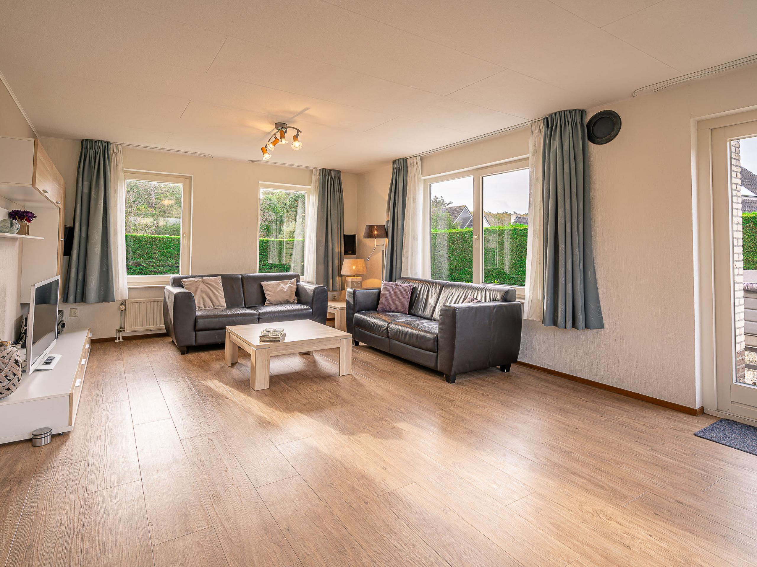 Comfortabel vakantiehuis ideaal gelegen aan de rand van De Koog