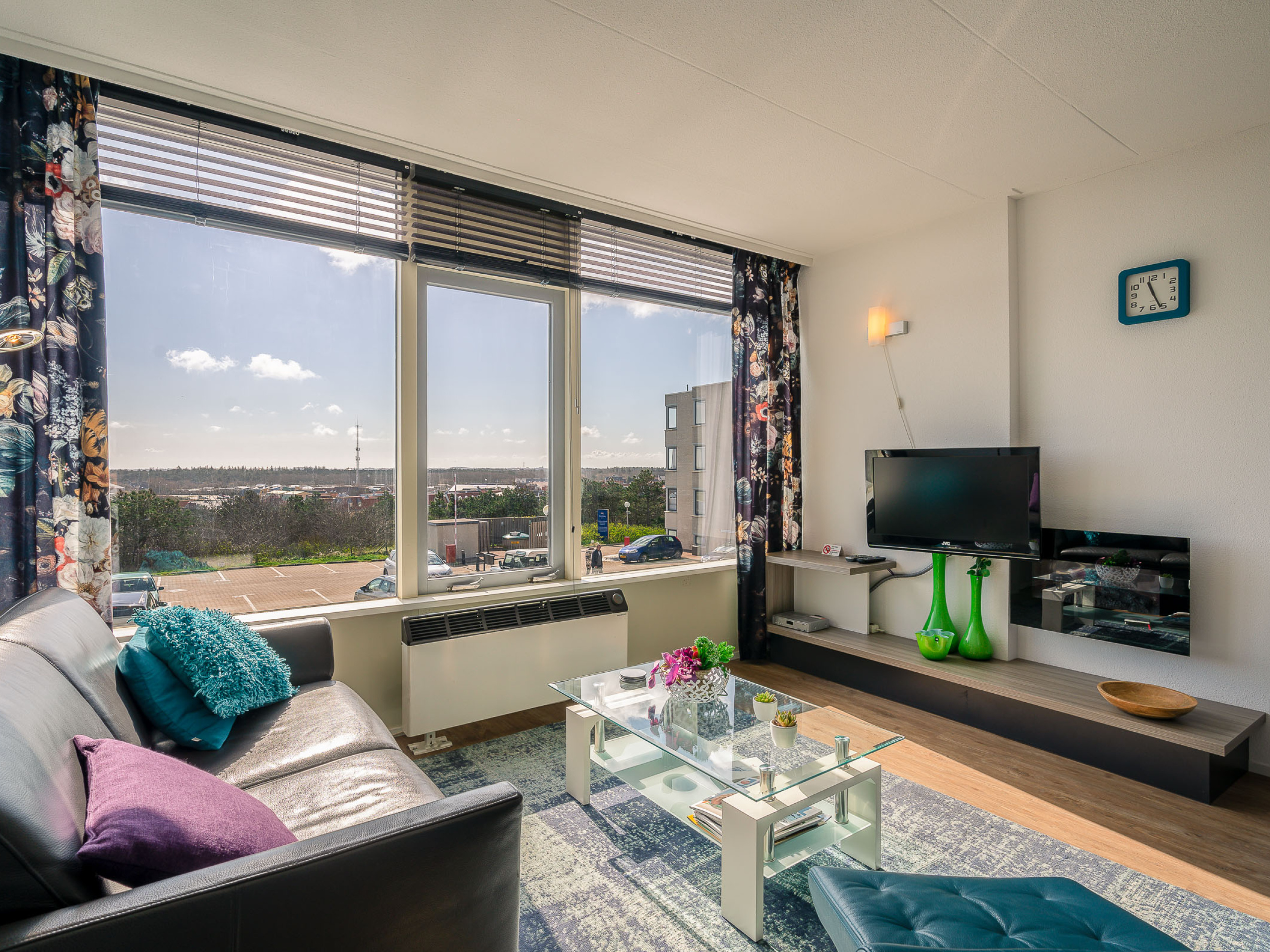 Apartment with views of De Koog and Texel landscape