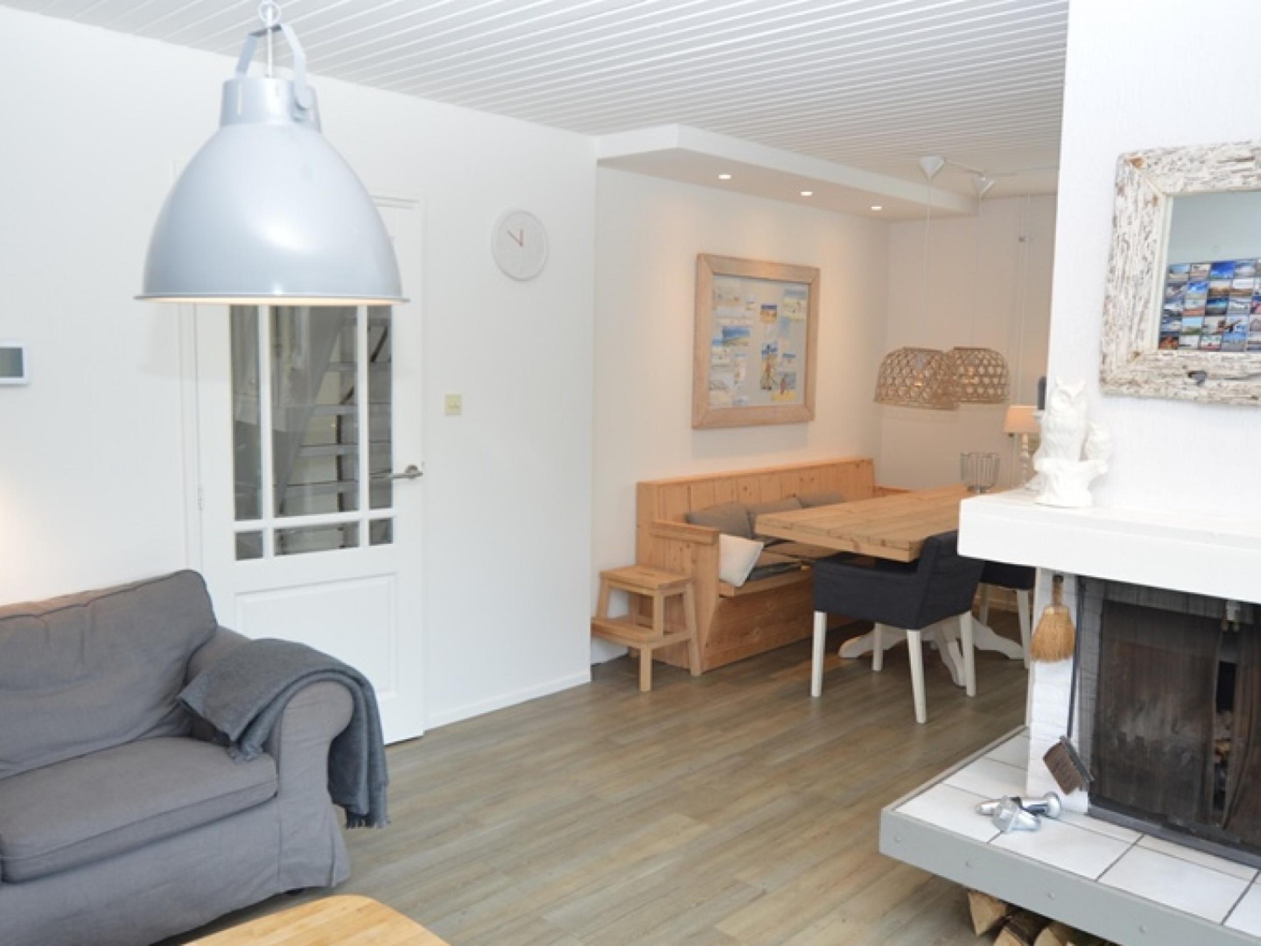 Comfortabel vakantiehuis op prachtige lokatie aan de rand van het Dennenbos