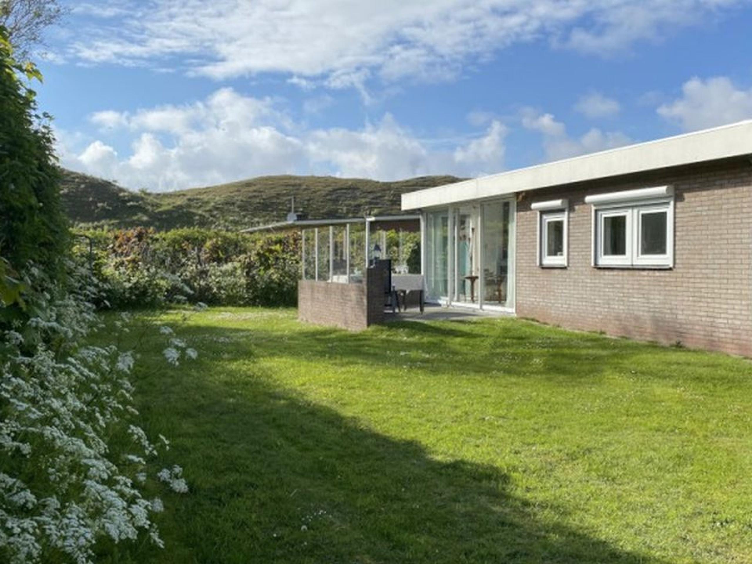 Gezellig ingerichte bungalow in de buurt van Natuurgebied de Slufter.