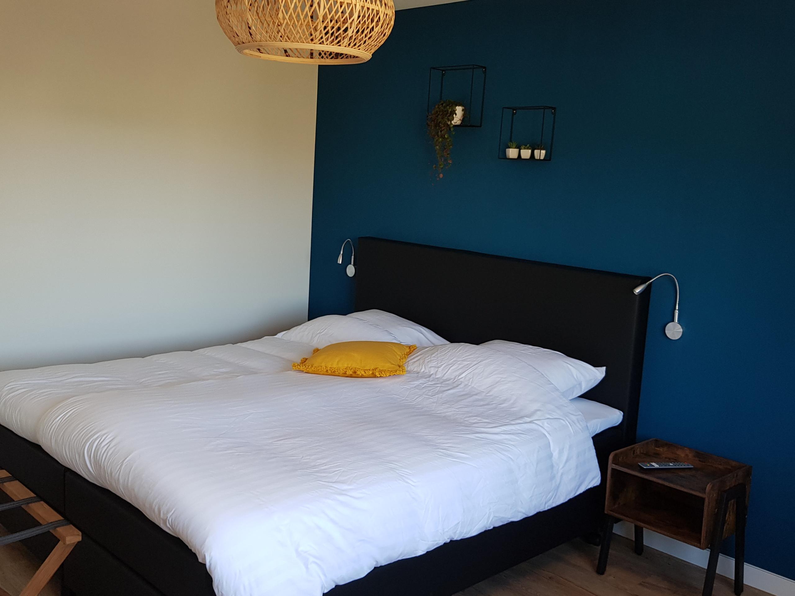 Comfortable room in attractive B&B in De Koog, within walking distance of the center
