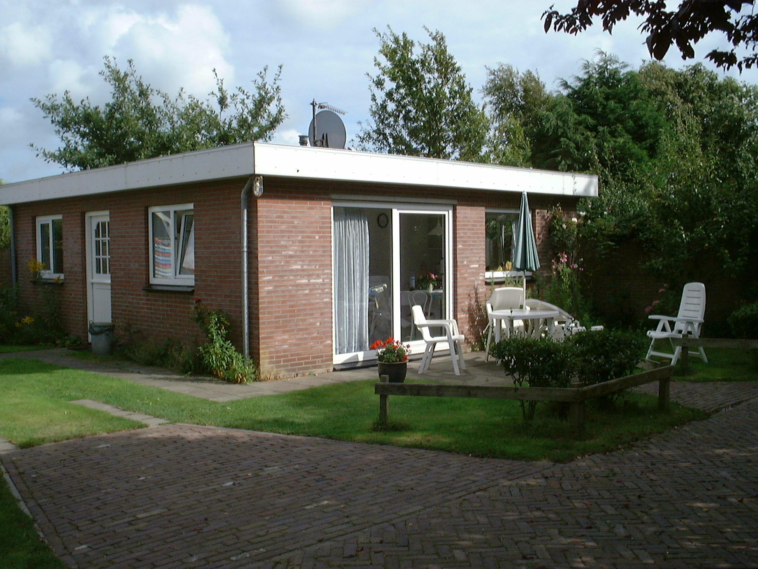 Komfortables freistehendes Ferienhaus im authentischen De Waal