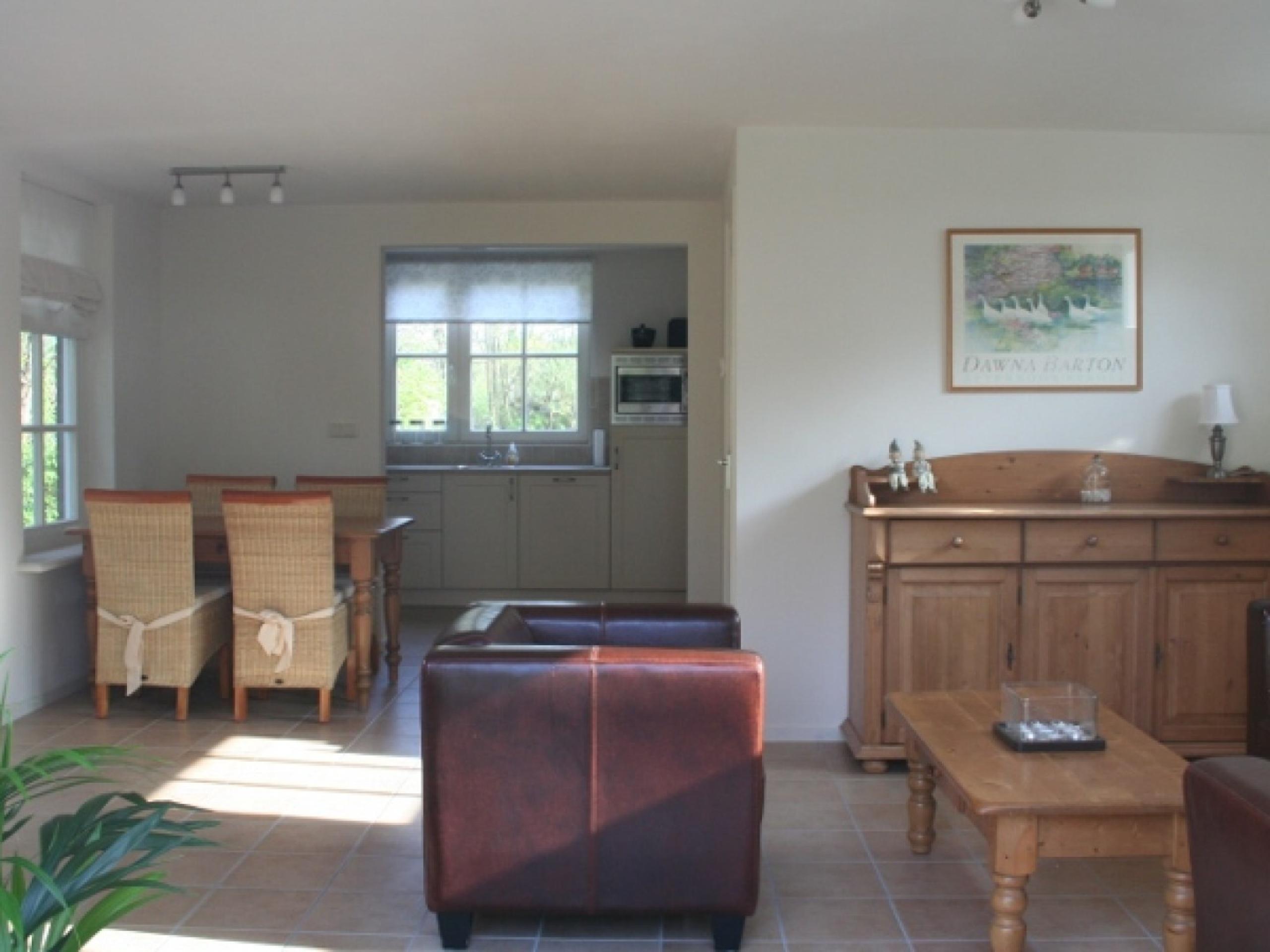 Gemütliches Ferienhaus ideal und ruhige Lage in der Nähe De Koog