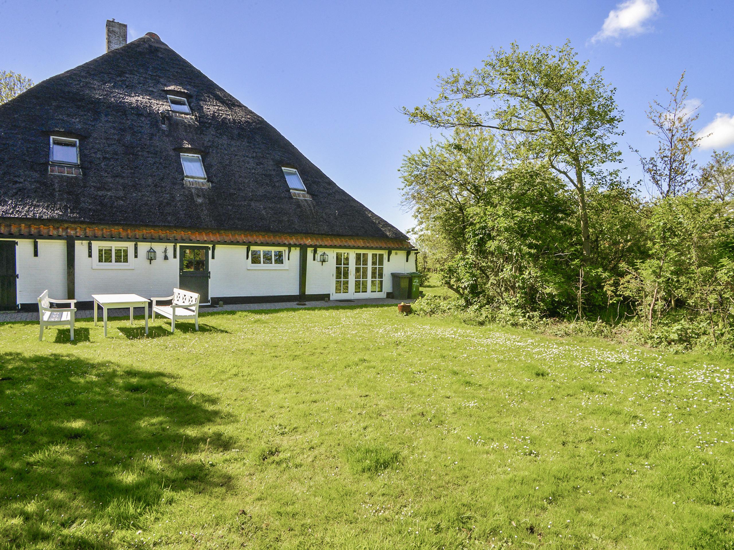 Gemütliches Appartement in romantischem Bauernhof bei Oosterend