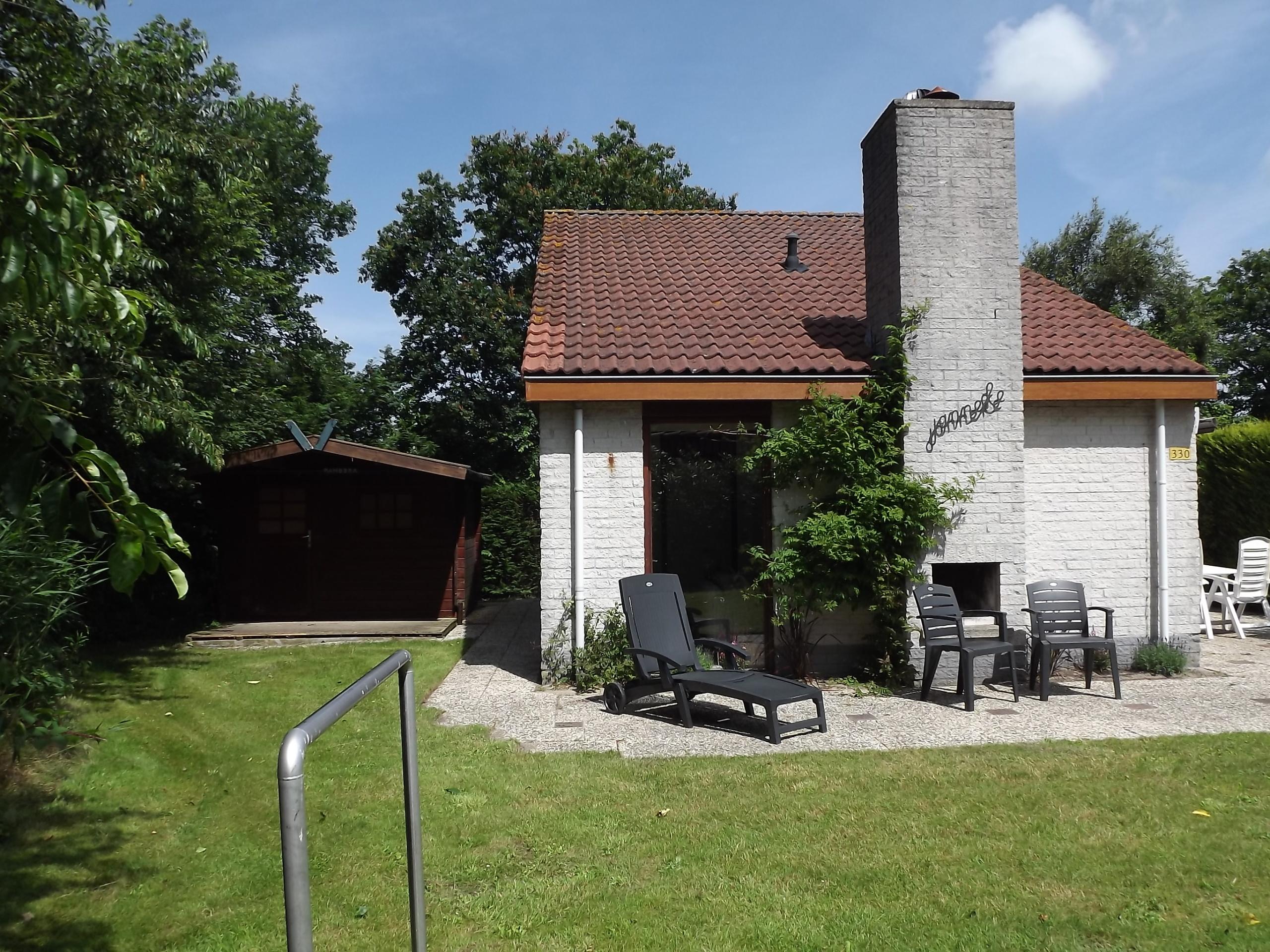 Volop genieten van je rust in riant vakantiehuis in het Dennenbos