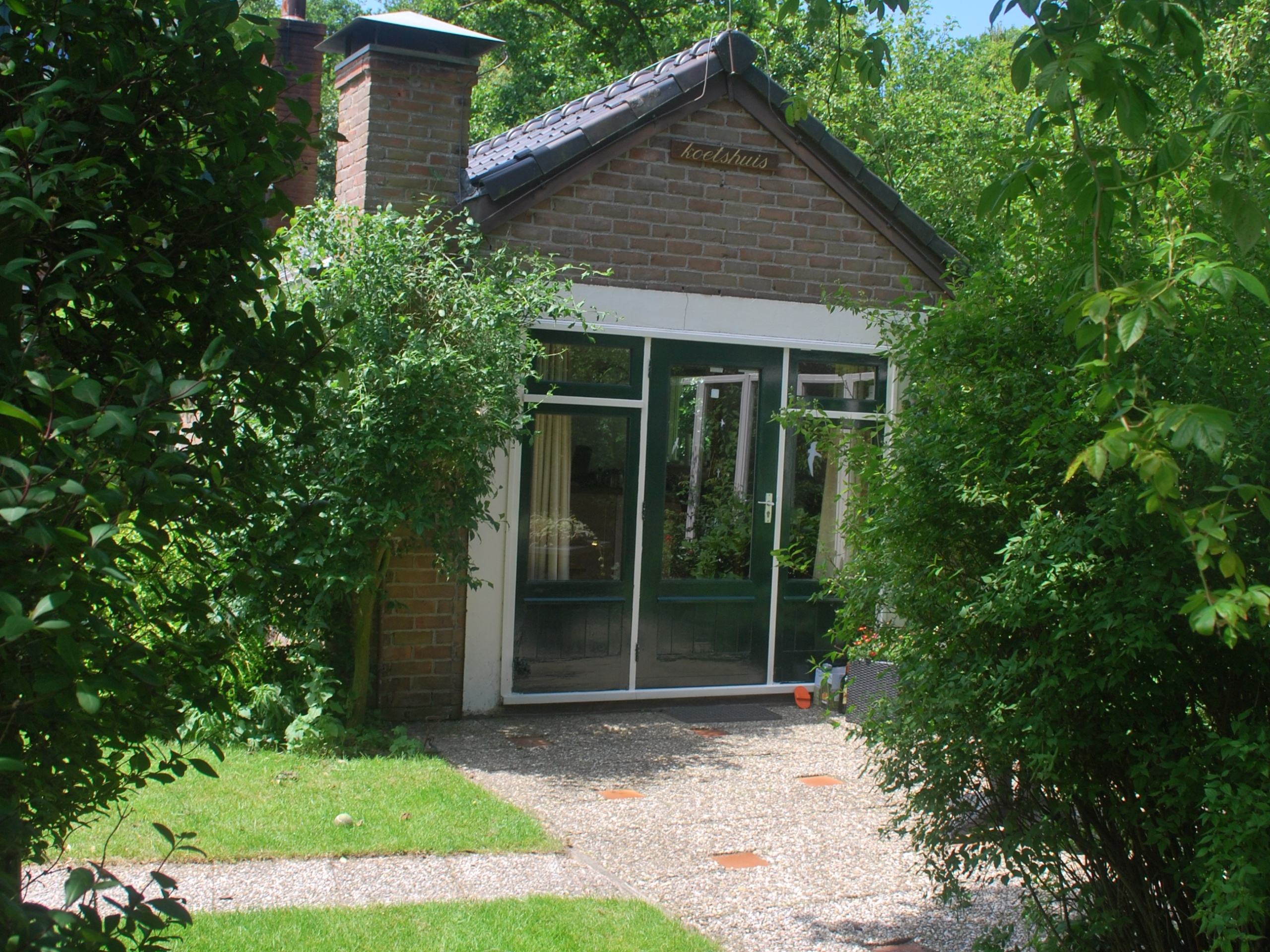 Perfect holiday home with large garden near the sea and De Koog