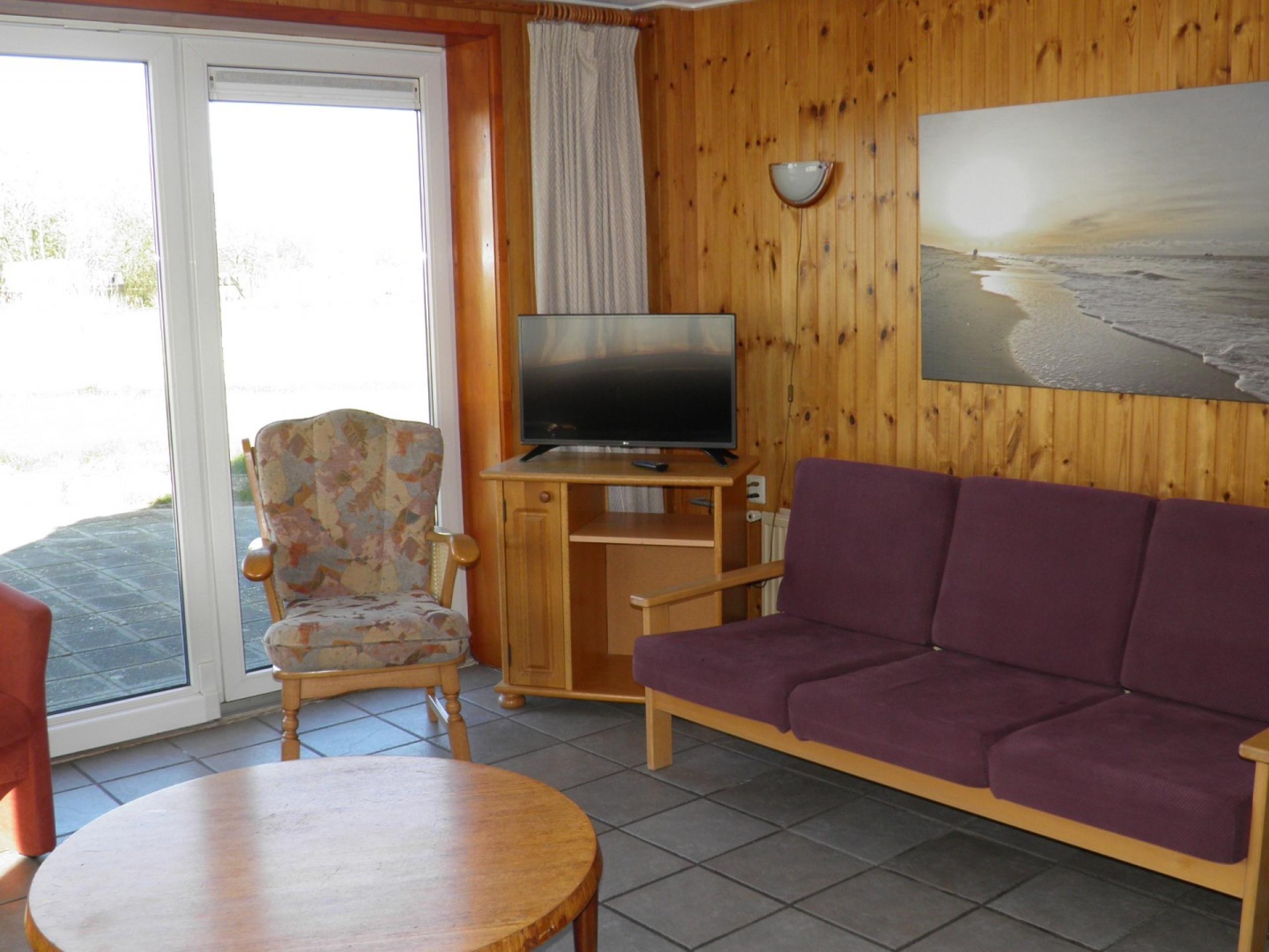 Kom tot rust in ruim vakantiehuis bij de Waddenzee en Oosterend