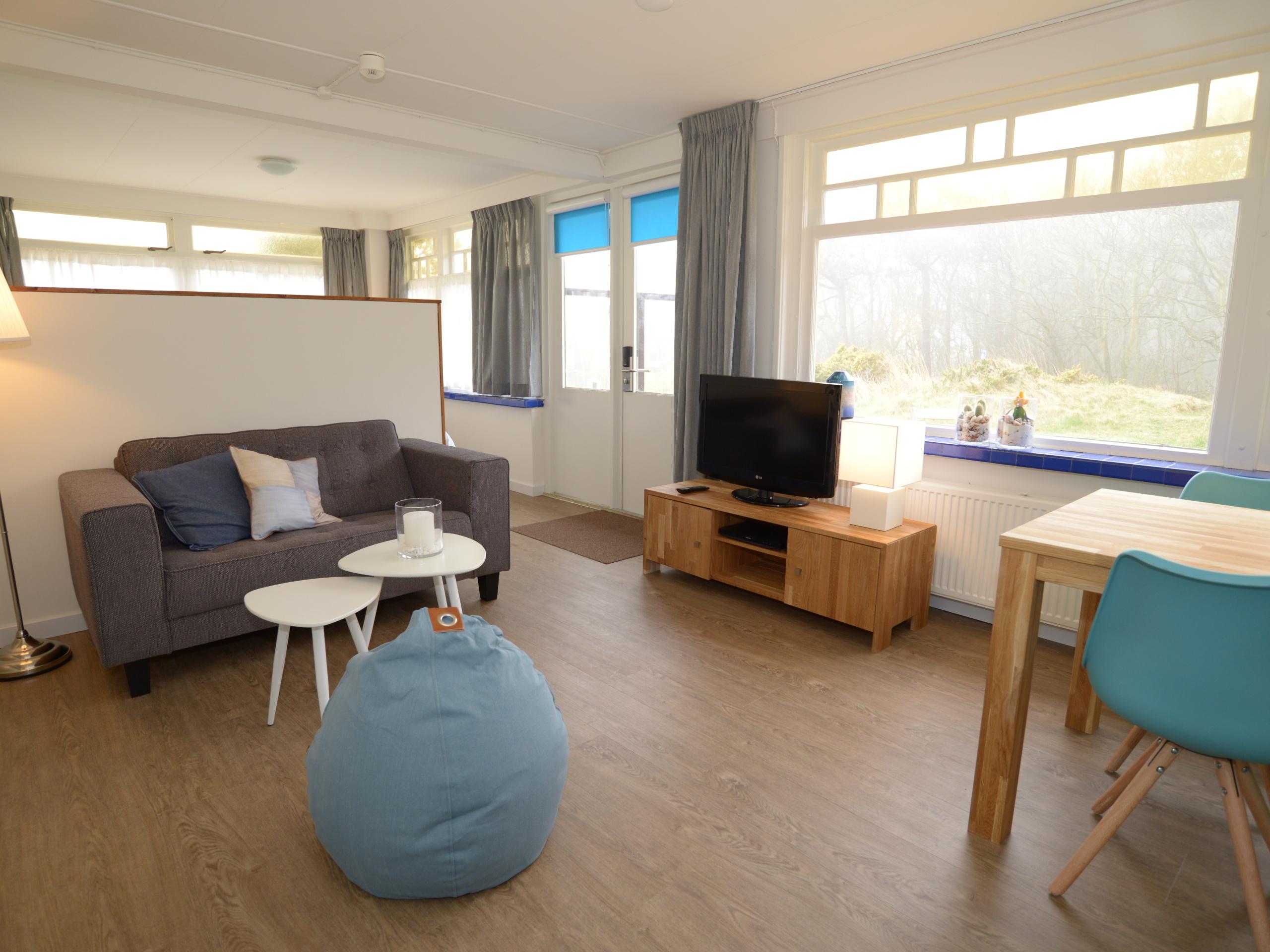 Eenvoudige vakantiewoning met alle voorzieningen en faciliteiten van hotel Opduin