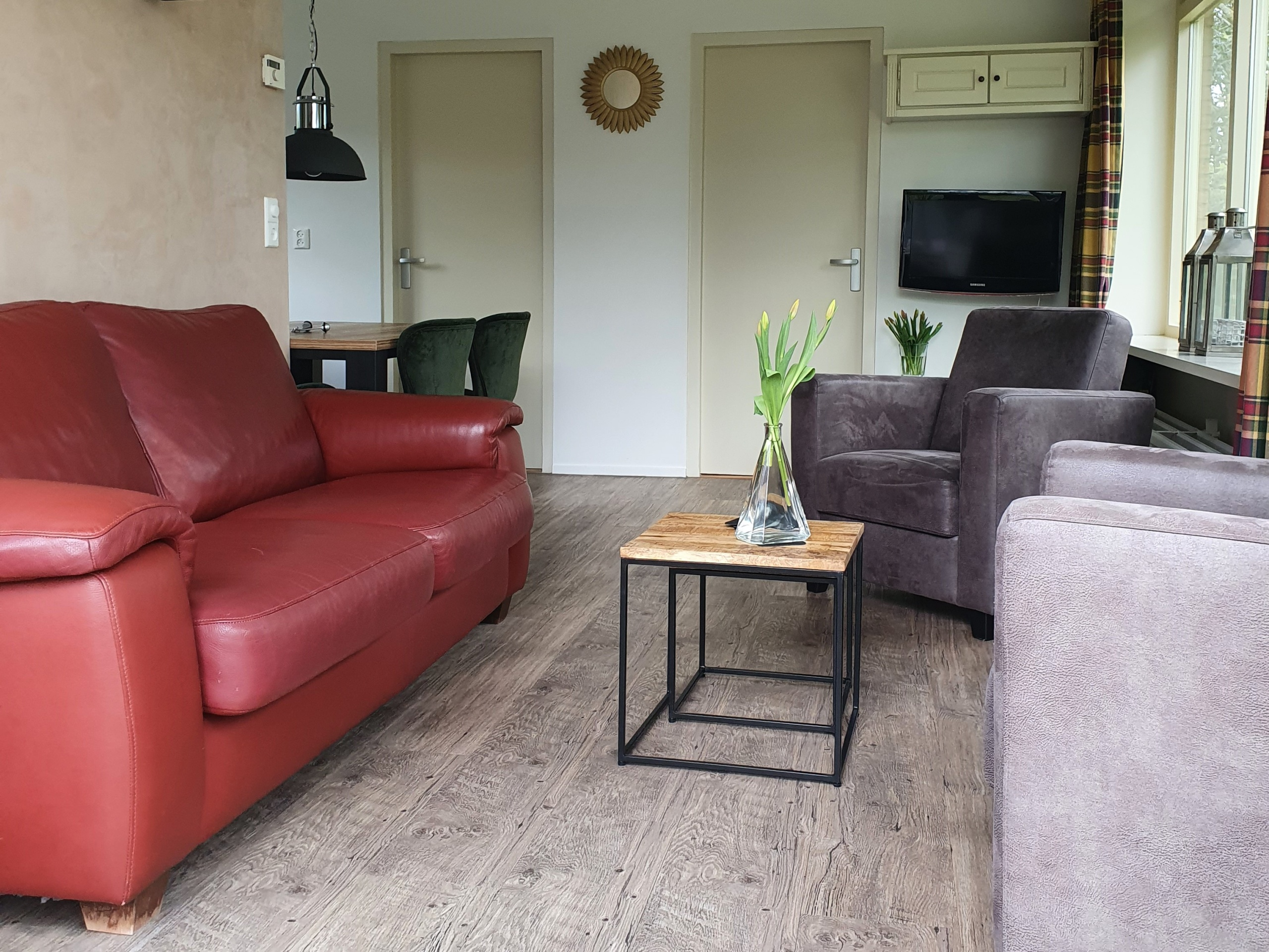 Cosy holiday home in peaceful countryside location near De Koog