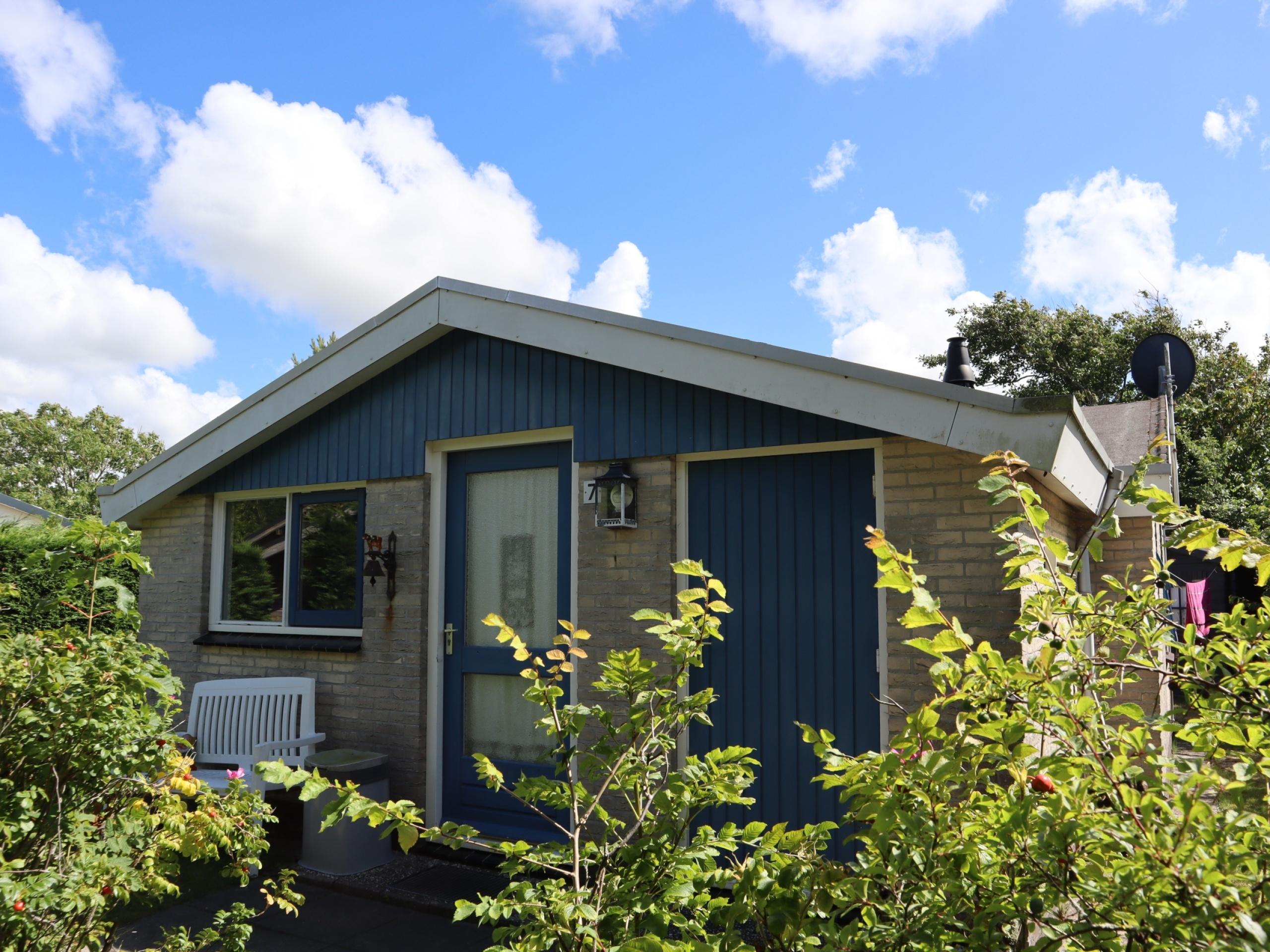 Ideal gelegenes Ferienhaus mit Garten in der Nähe von De Koog
