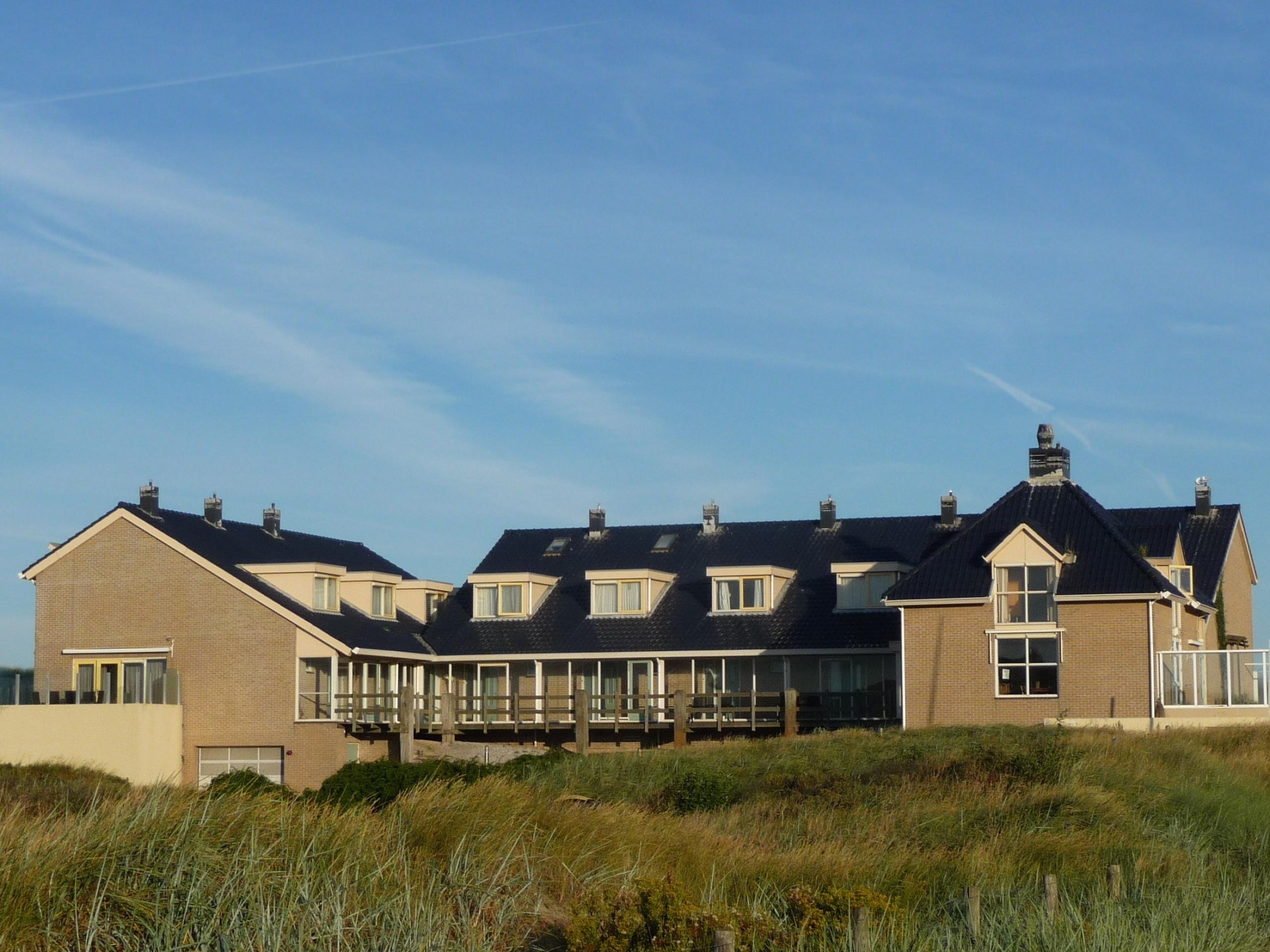 Luxe vakantiehuis op unieke lokatie bij 't Noordzeestrand in De Koog