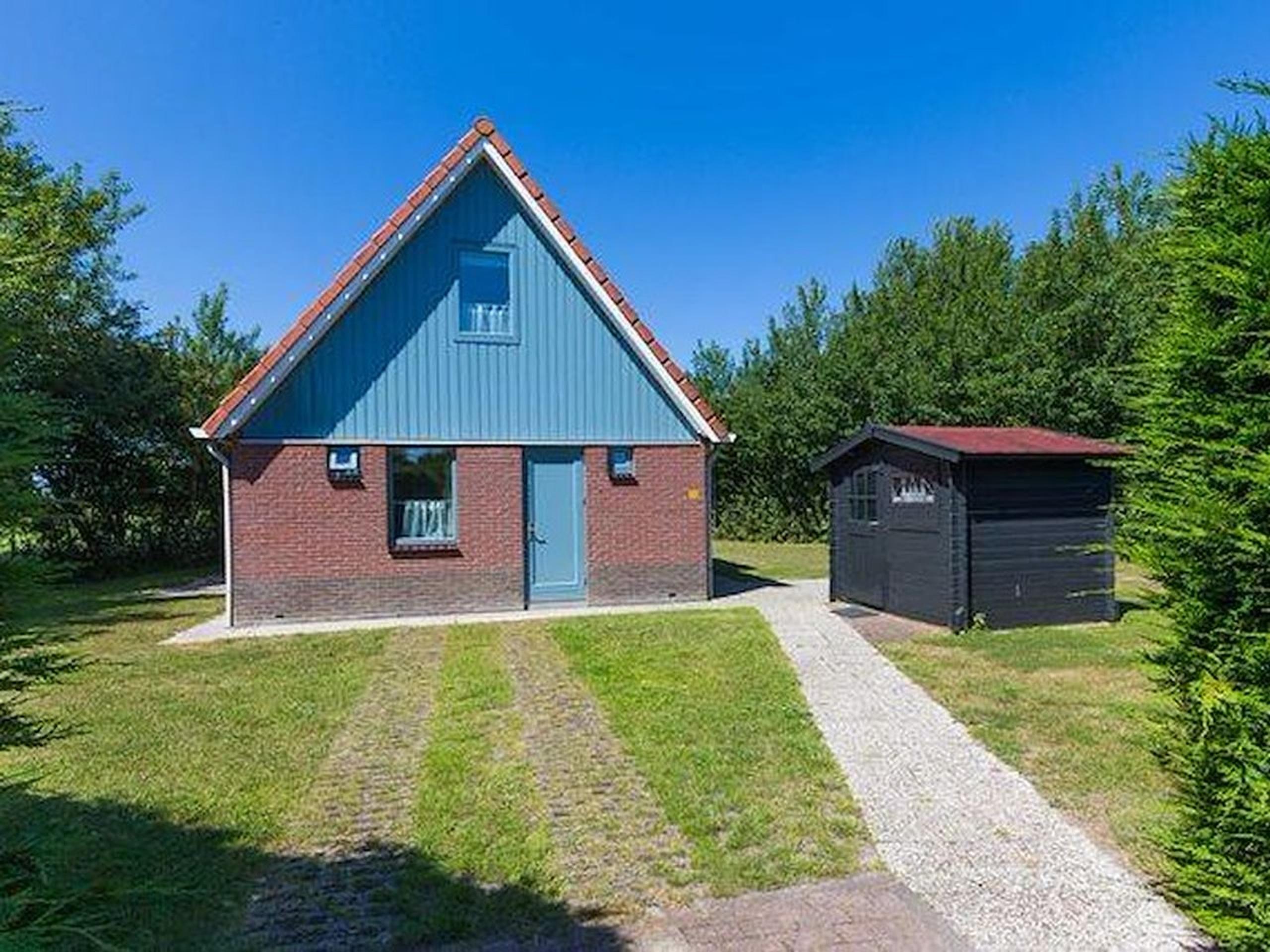 Freistehendes Ferienhaus am Wattenmeer und Naturgebiet Utopia