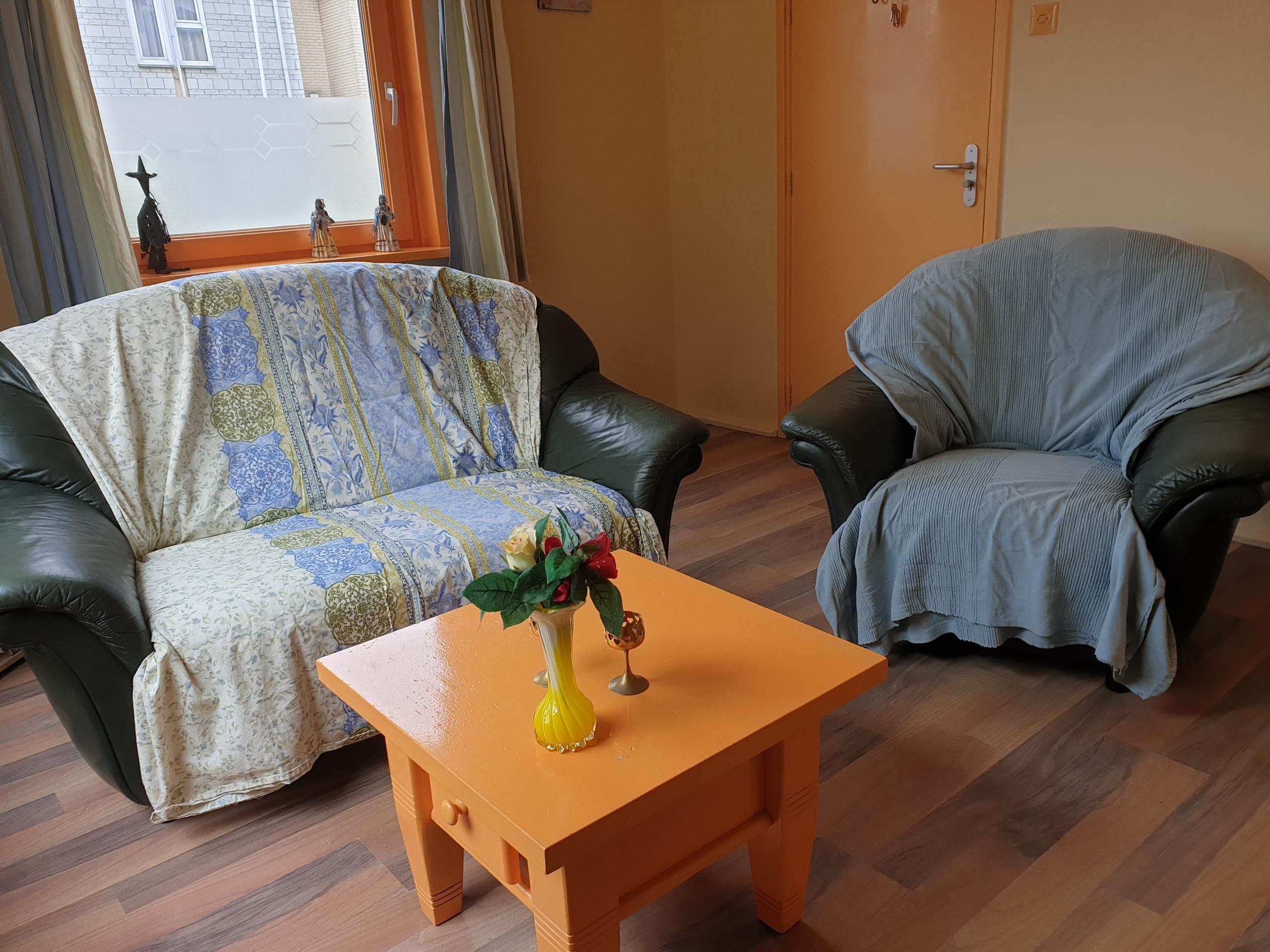 Klein knus appartement in complex nabij het centrum van De Koog
